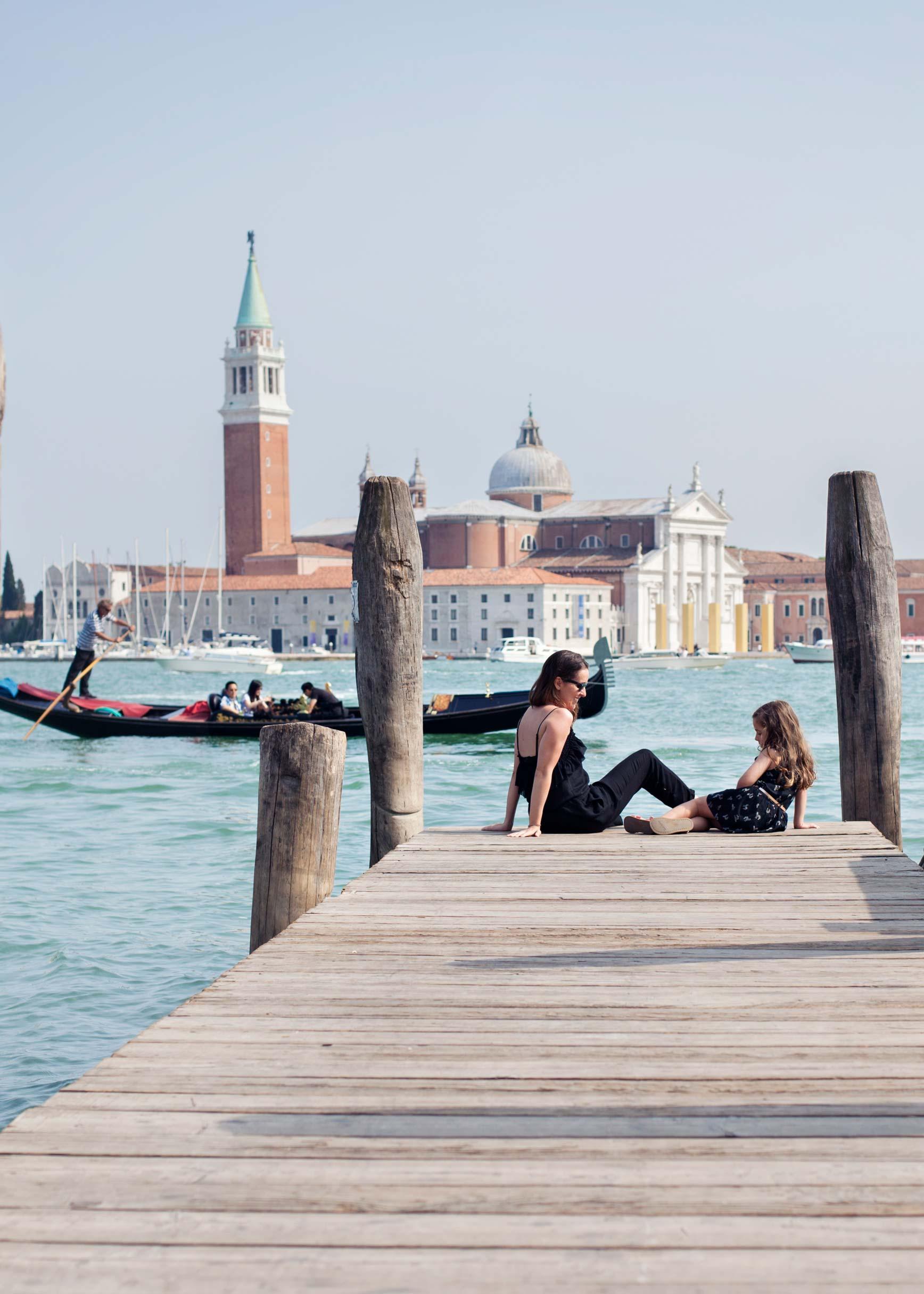 Consejos para visitar Venecia con niños