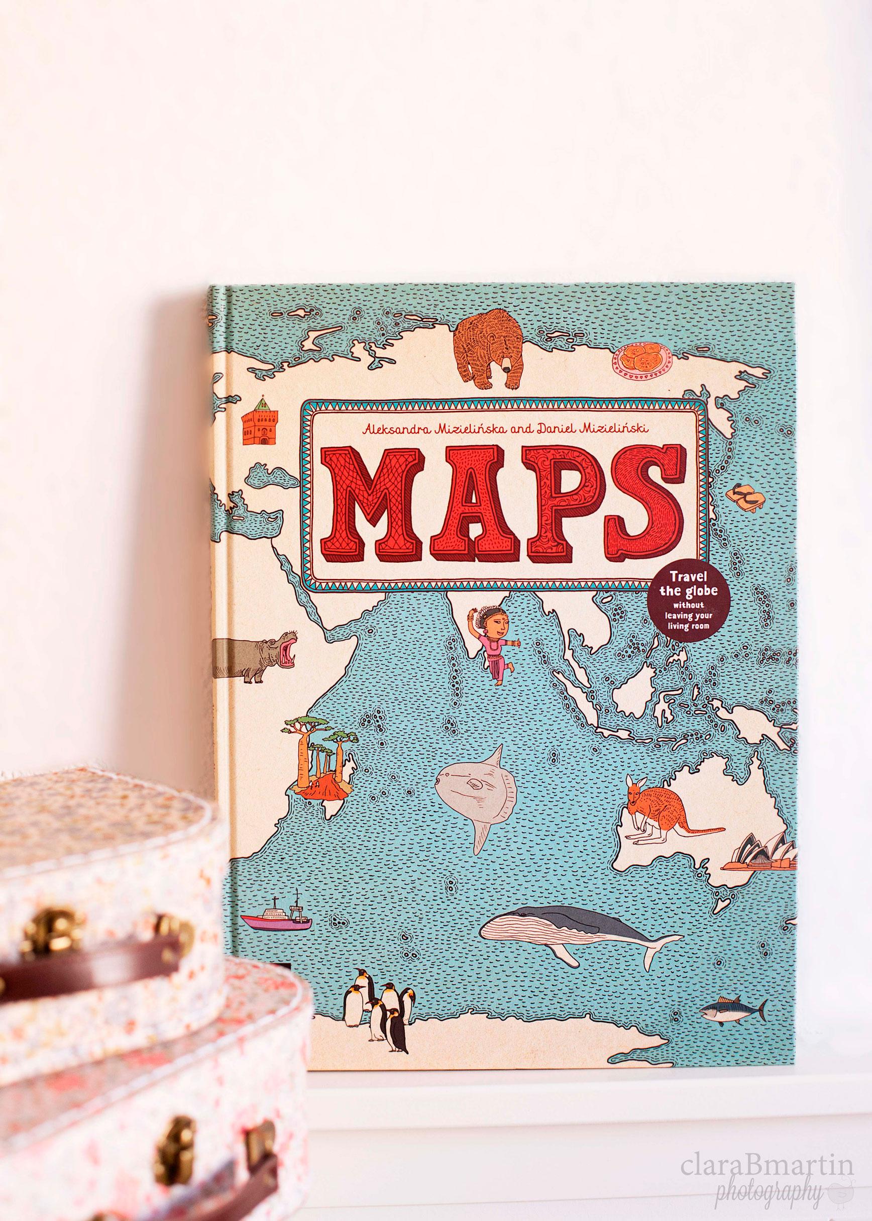 Maps: Descubriendo el mundo sin salir de casa