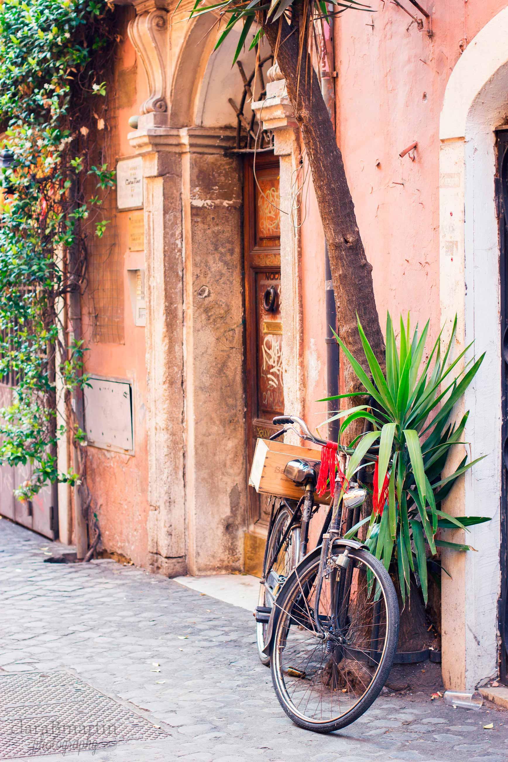 Vacaciones en La Toscana: Roma
