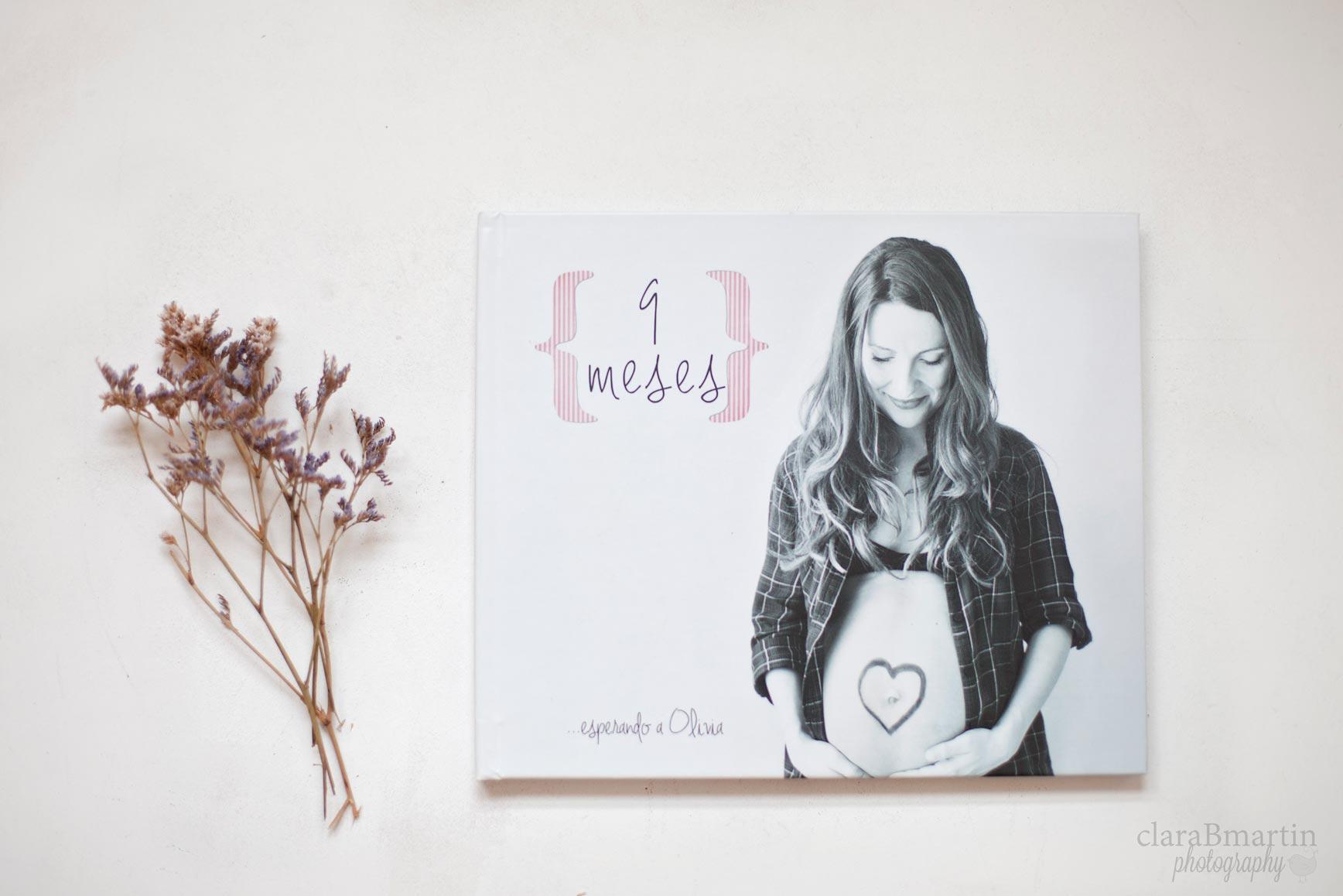 9 meses: Mi libro de embarazo
