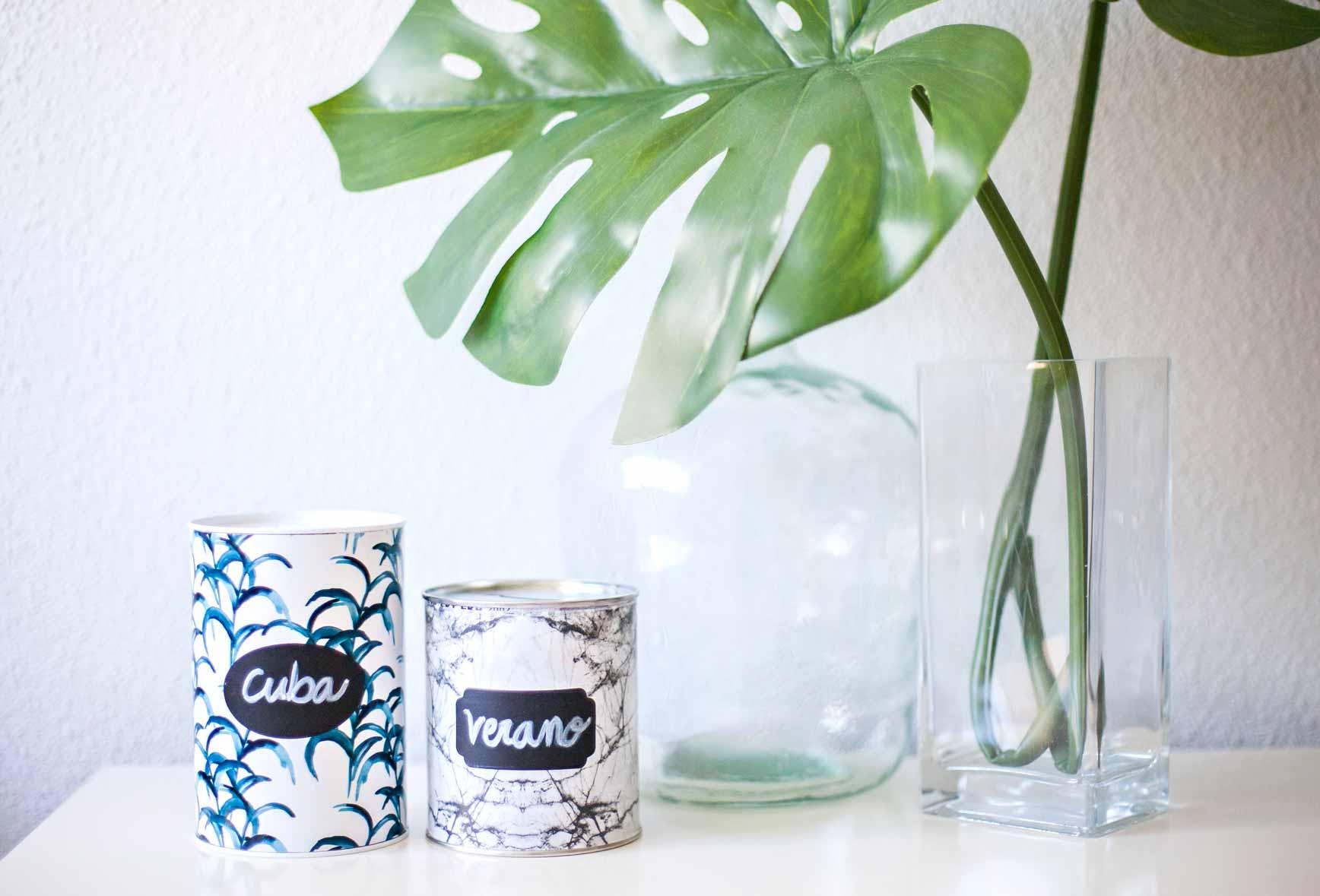 DIY: Una hucha decorativa en 5 minutos