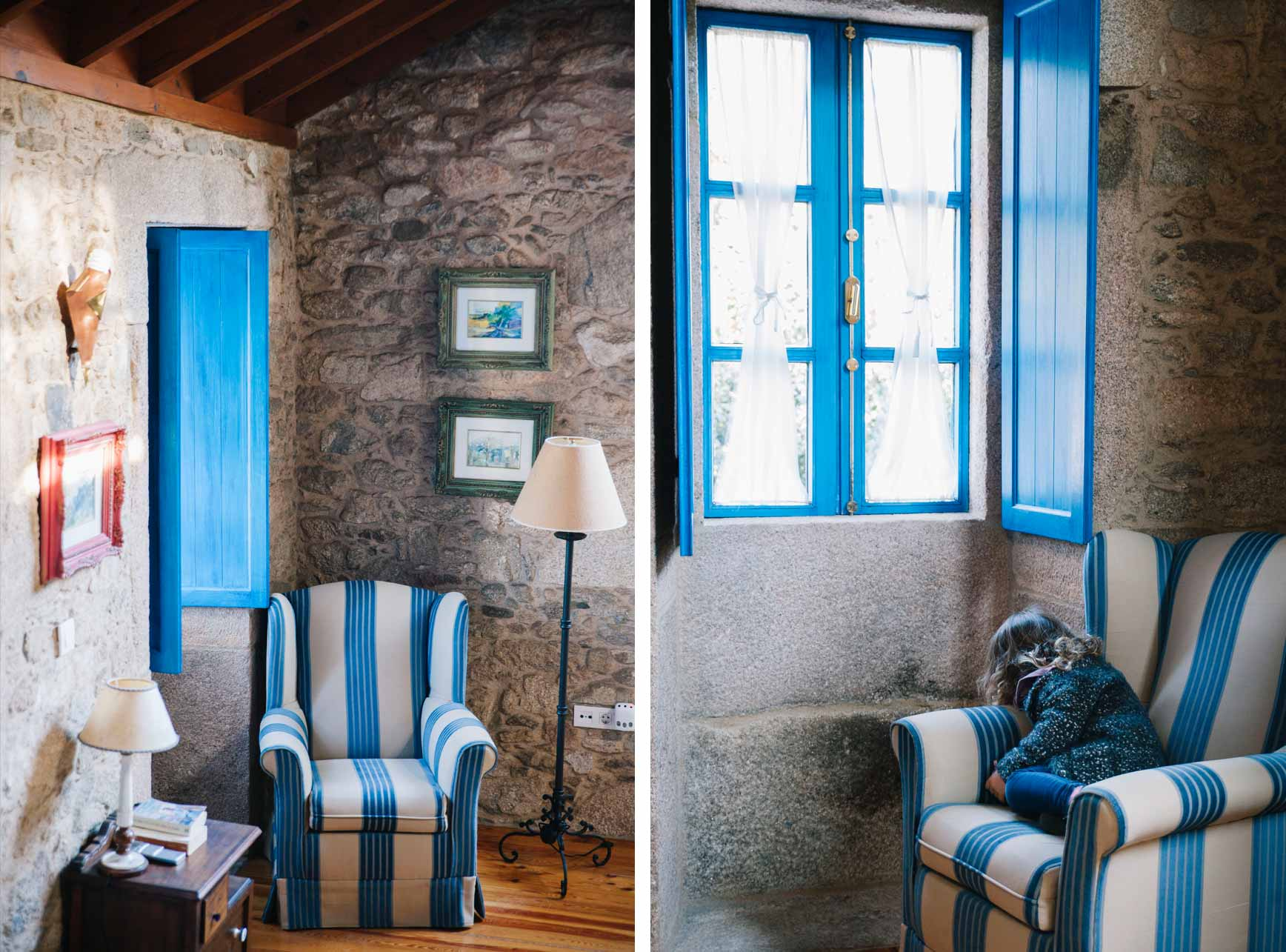 Escapada rural en Galicia - Casa Perfeuto María