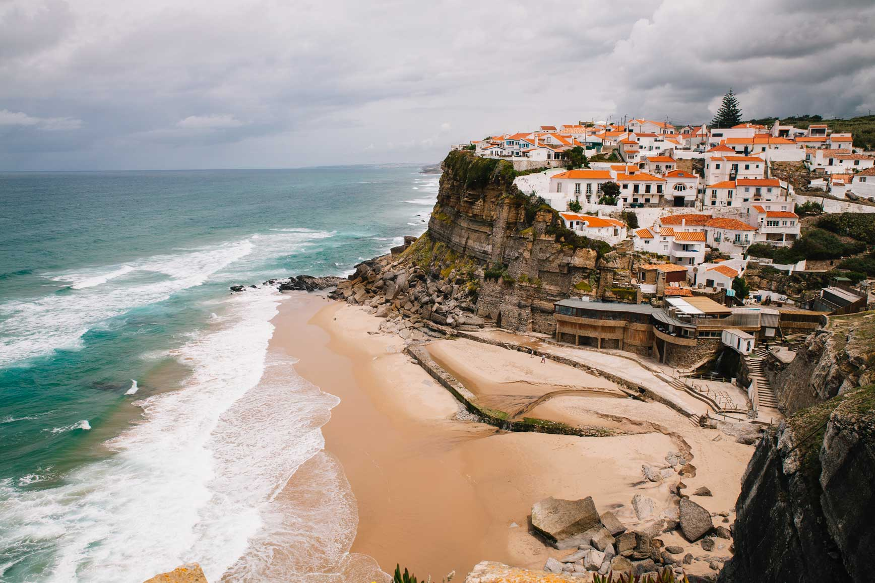 Pueblos con encanto en Portugal - Azenhas do Mar
