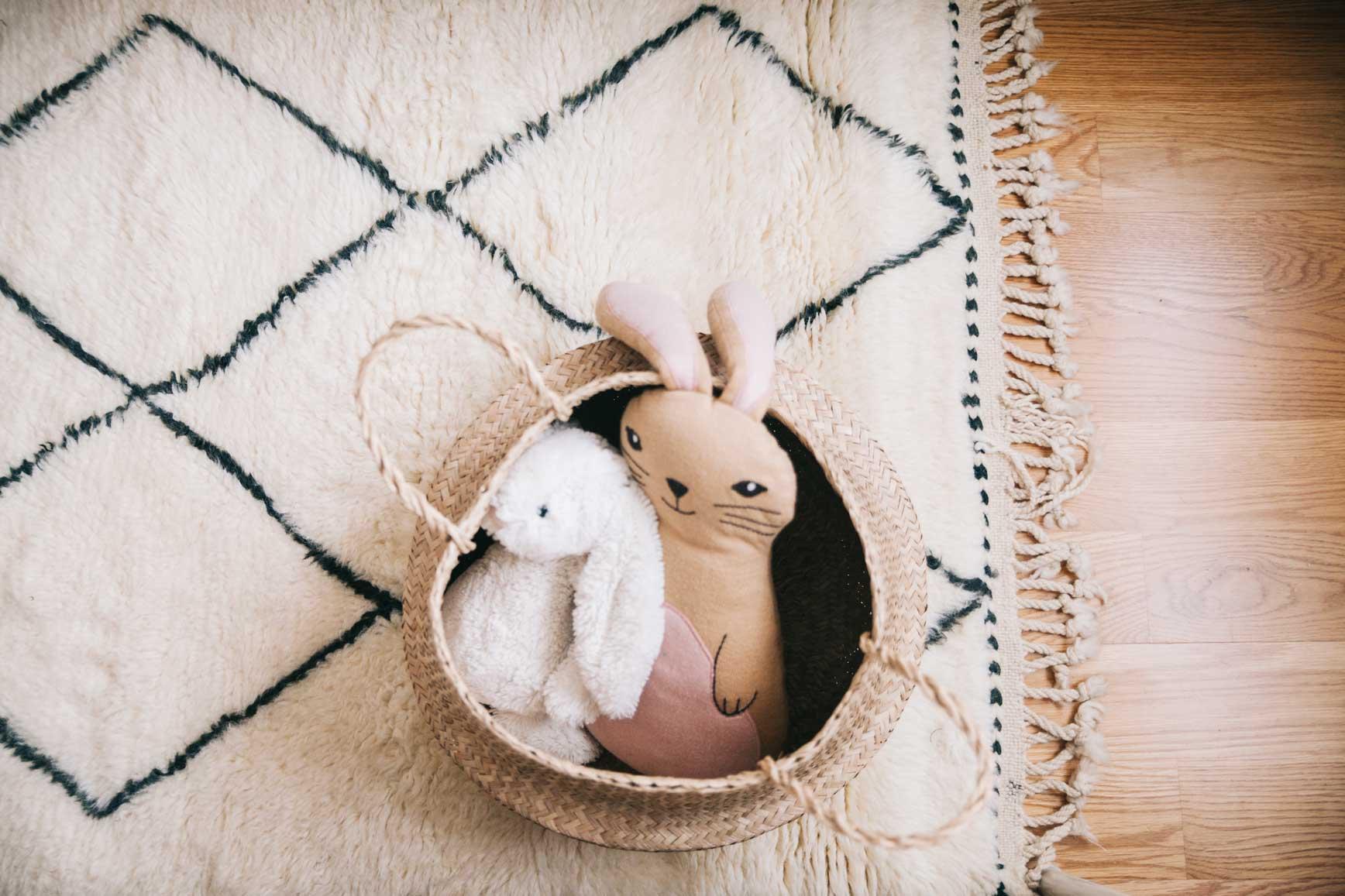 Comprar una alfombra Beni Ouarain sin ir a Marruecos