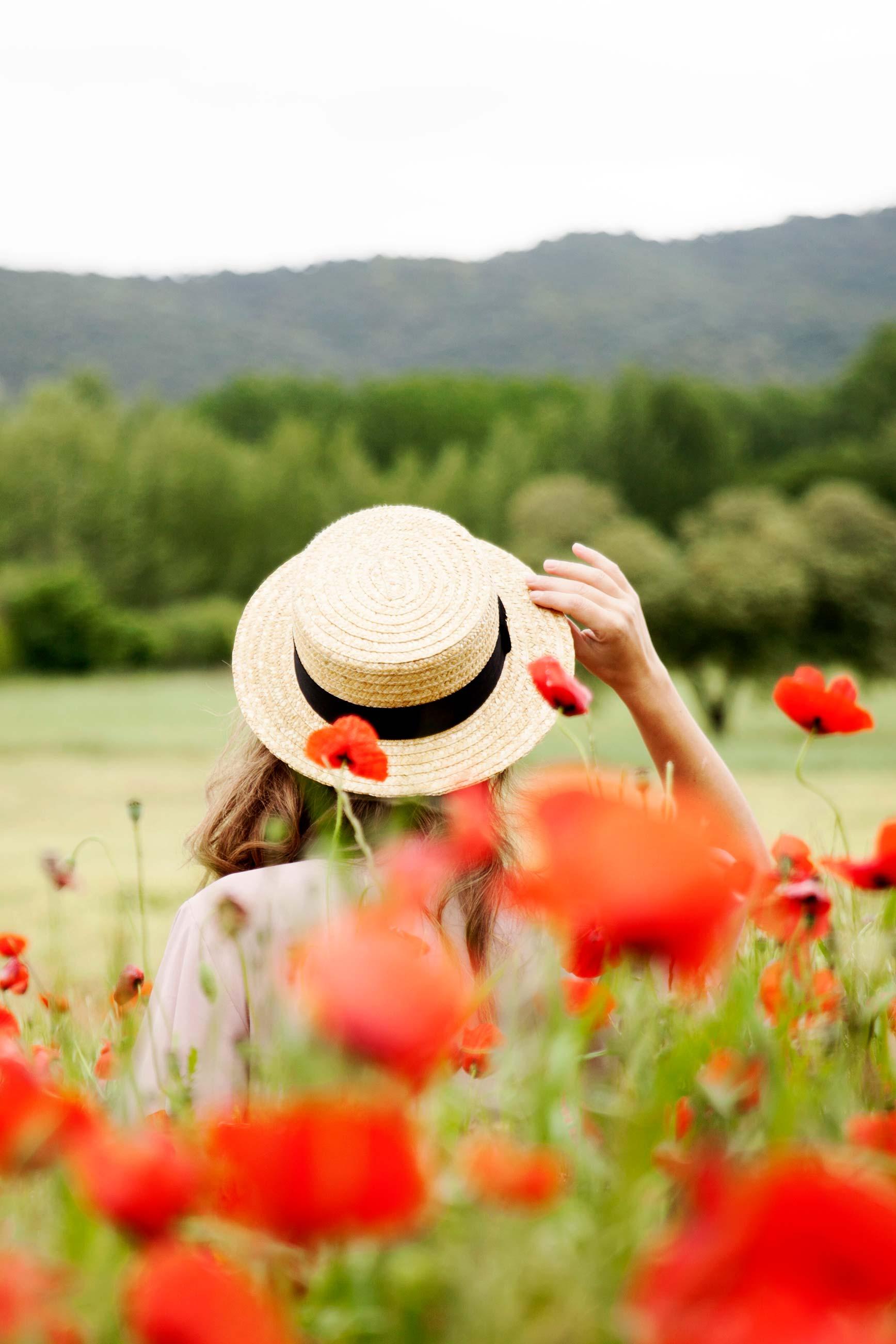 Consejos para hacer fotos en campos de flores