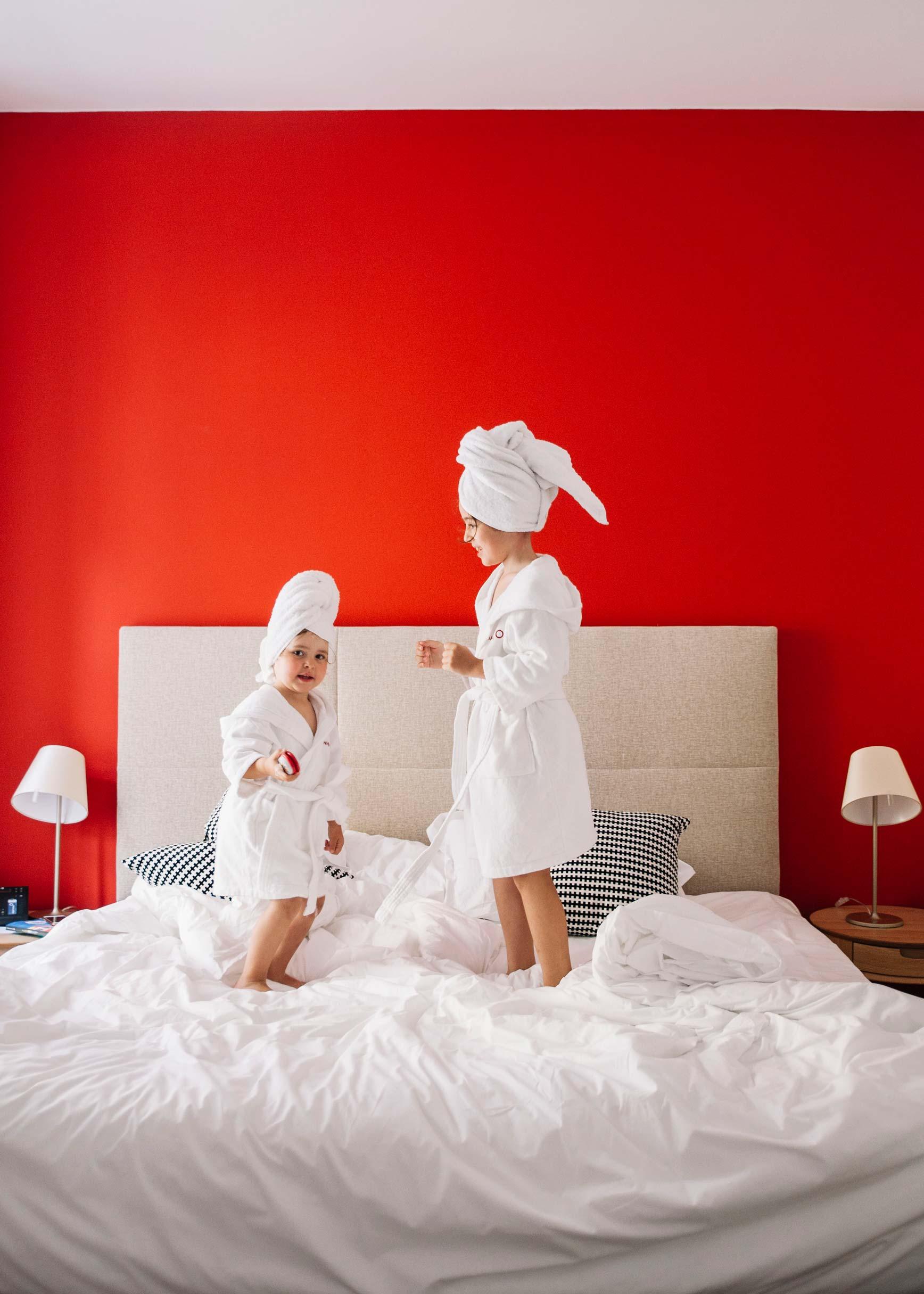 El mejor hotel en Lisboa para familias