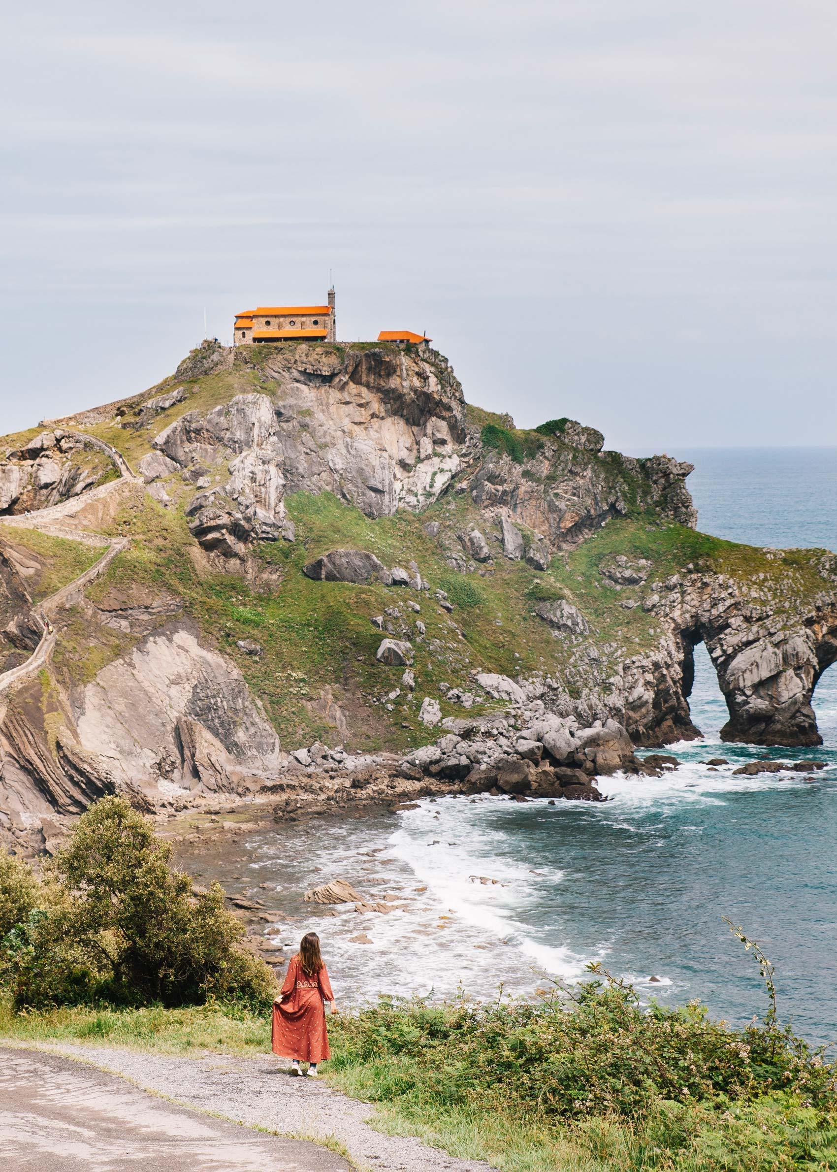 San Juan de Gaztelugatxe: Un enclave único en el Pais Vasco