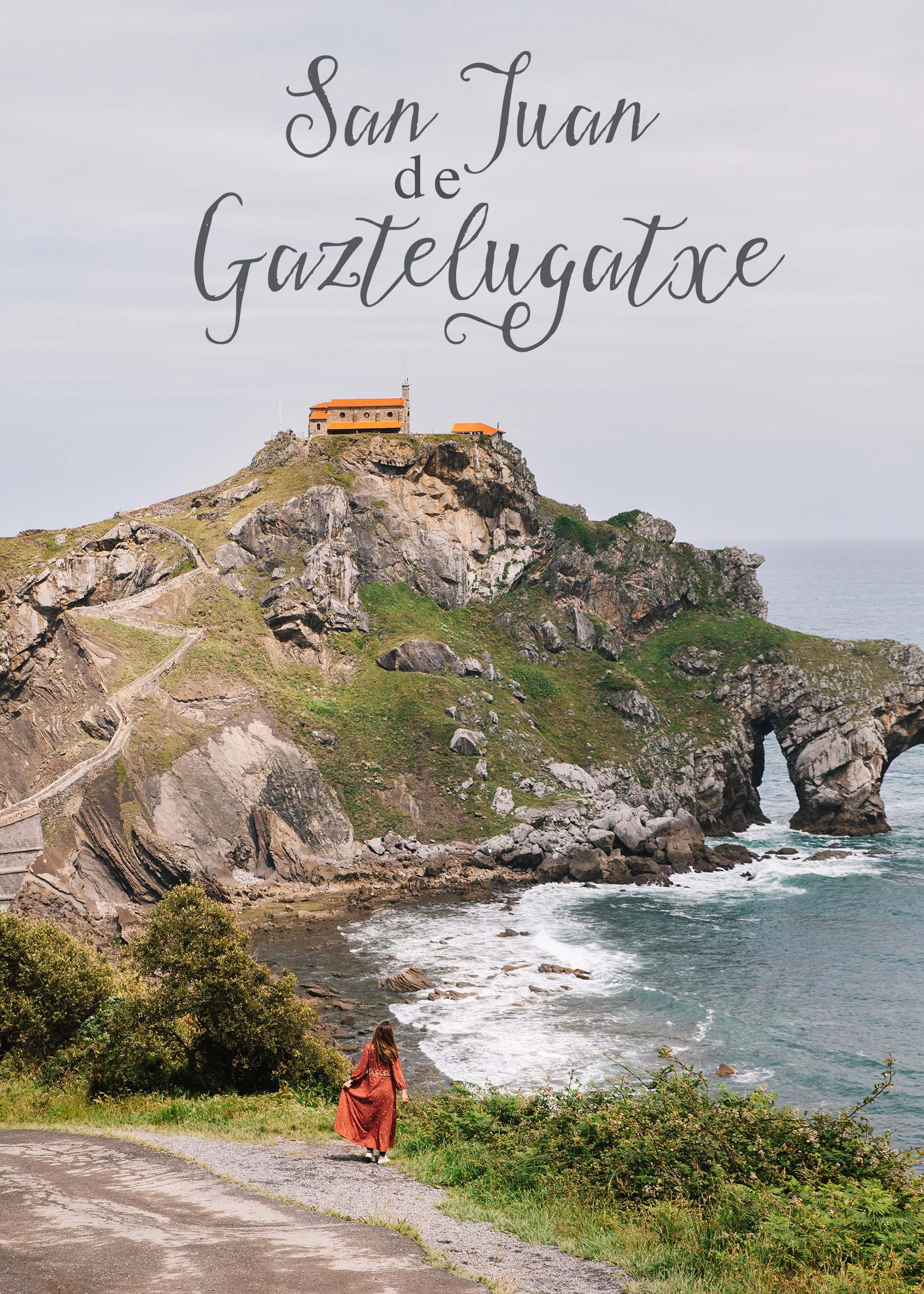 Visitar San Juan de Gaztelugatxe