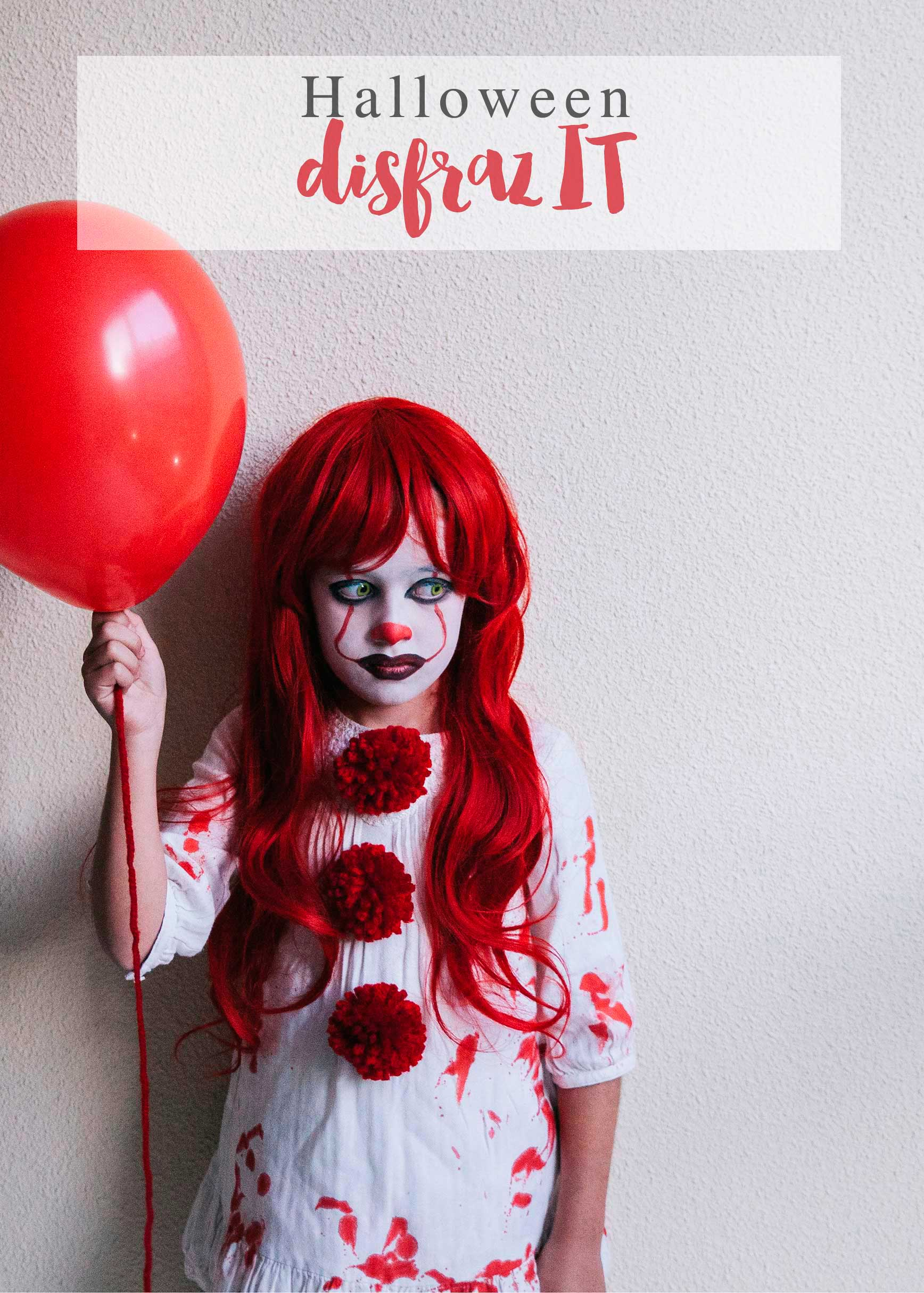 Halloween Disfraz Casero De It Clarabmartin - Disfraz-mujer-halloween-casero