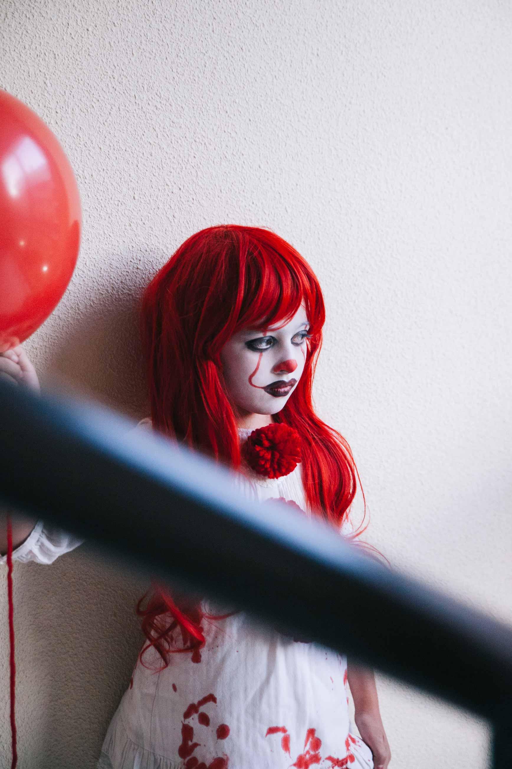 Halloween: Disfraz casero de IT - claraBmartin
