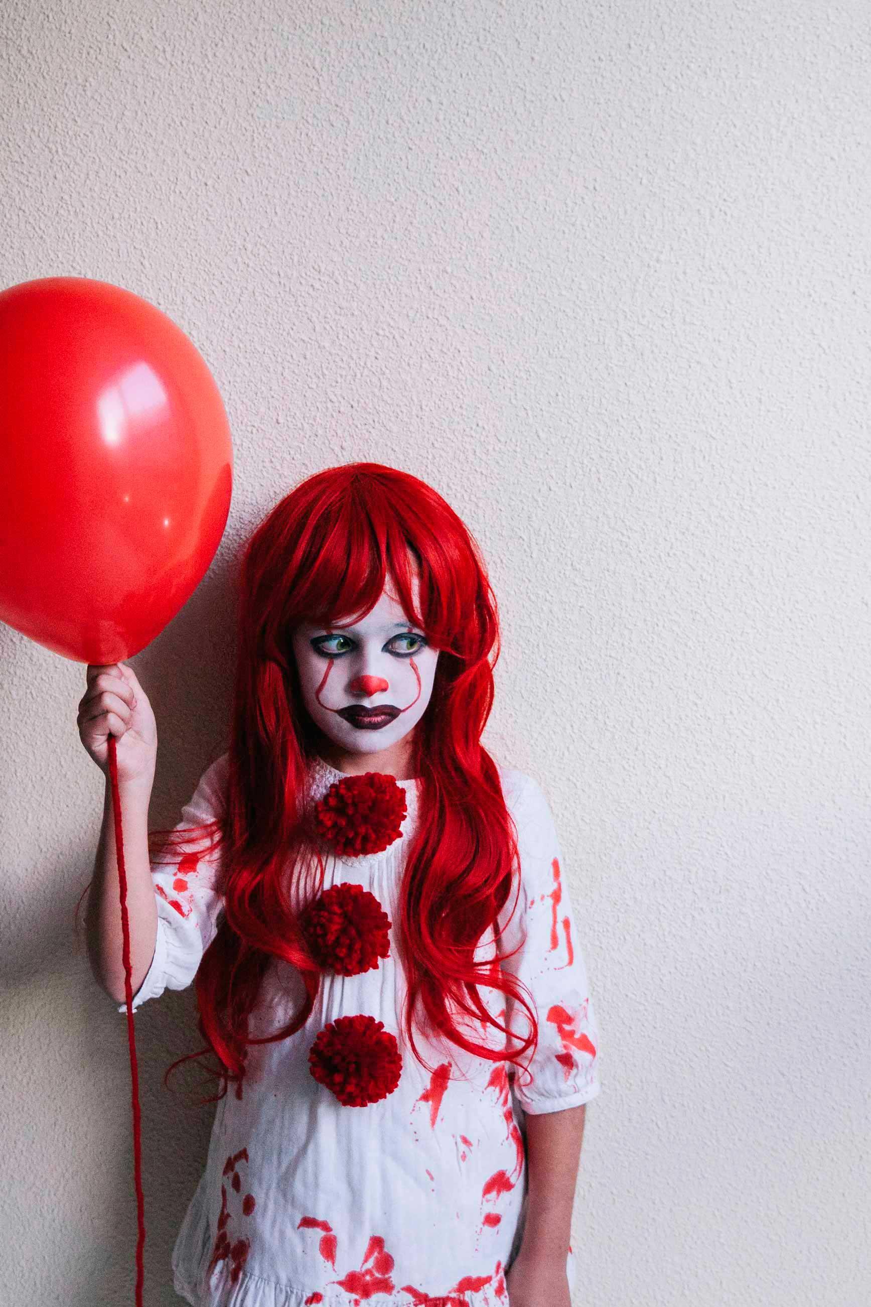 Halloween: Disfraz casero de IT