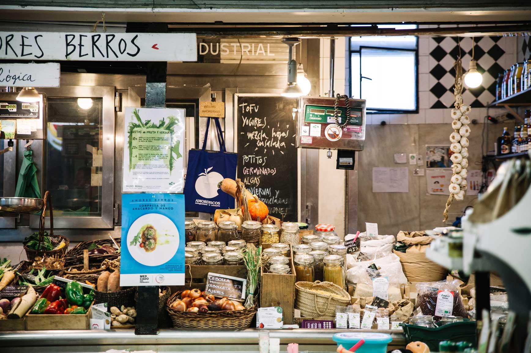Mercado de San Fernando - Lavapies
