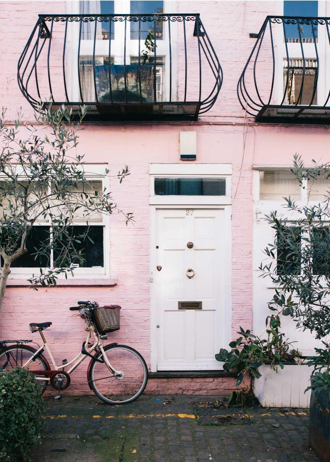 Fotos en Notting Hill