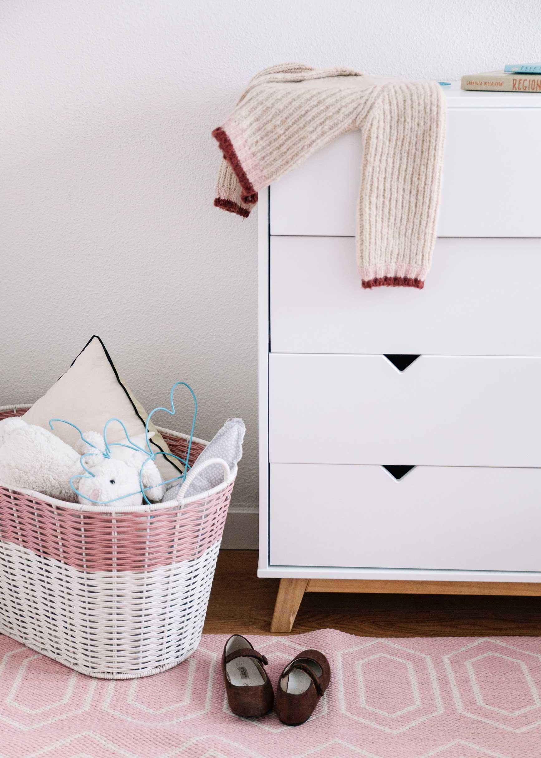 Organización habitación niños