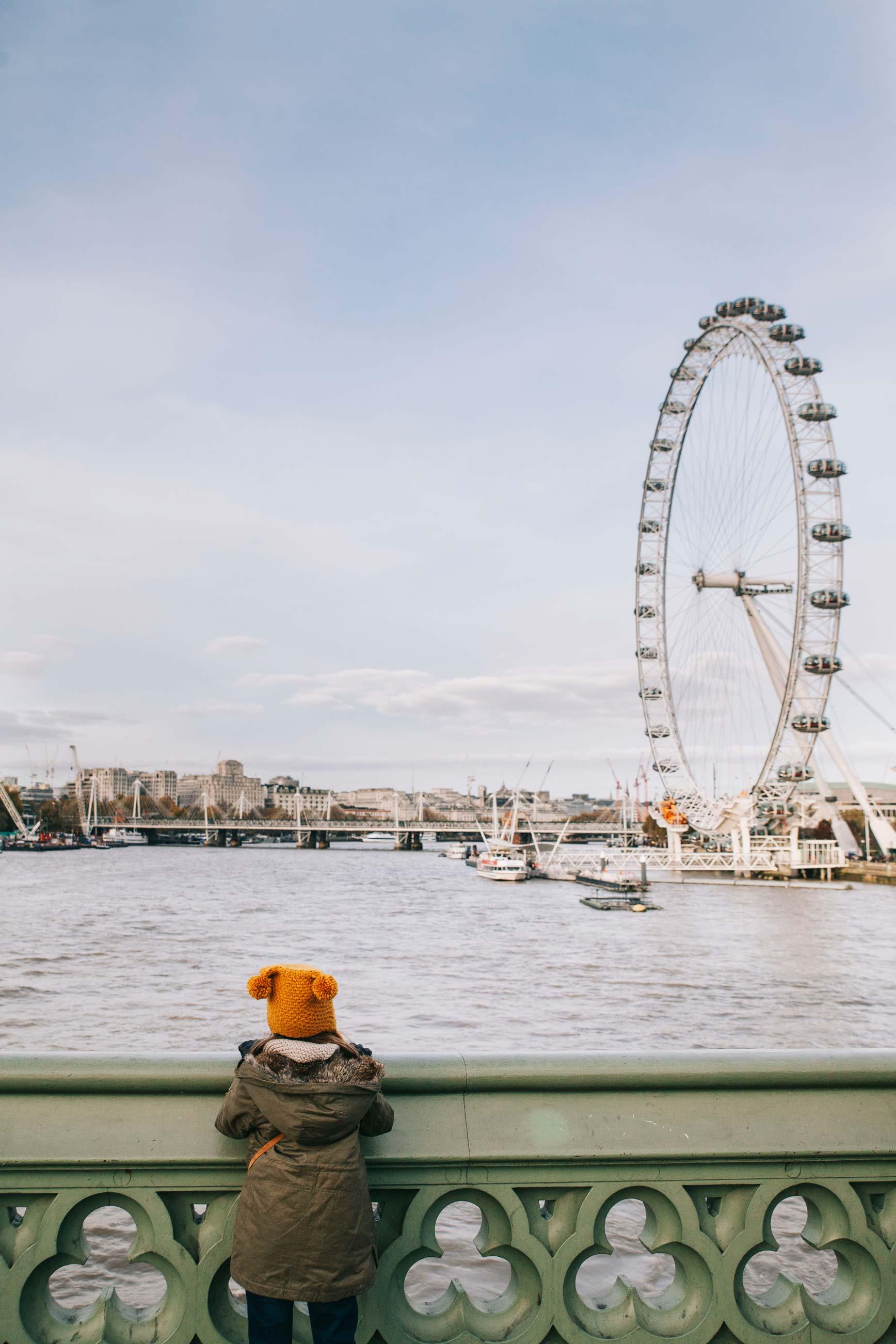 Londres con niños: Donde alojarte, cómo moverte y qué hacer con niños