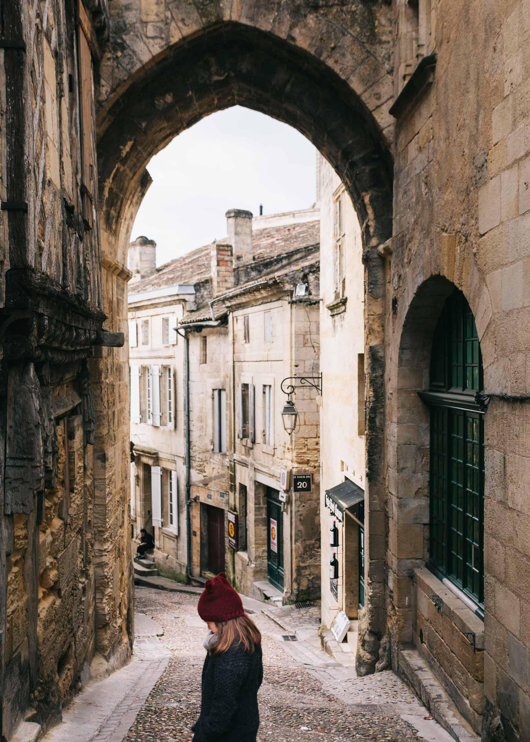 Saint-Emilion con niños: Encanto medieval entre viñedos