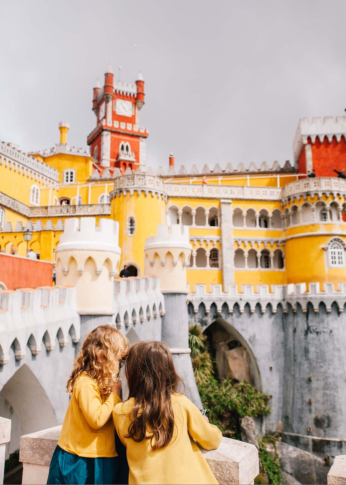El Palacio da Pena: Un lugar de cuento en Sintra