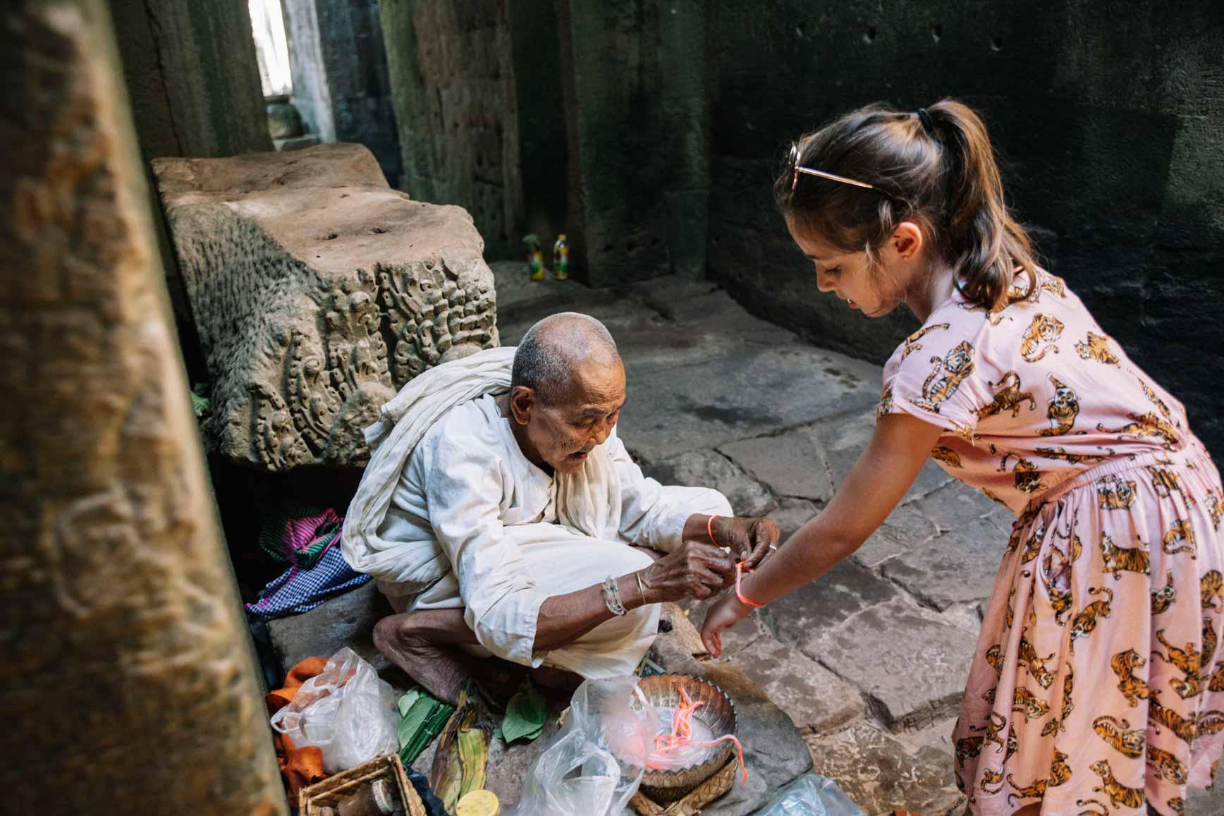 Camboya con niños - Consejos para el viaje
