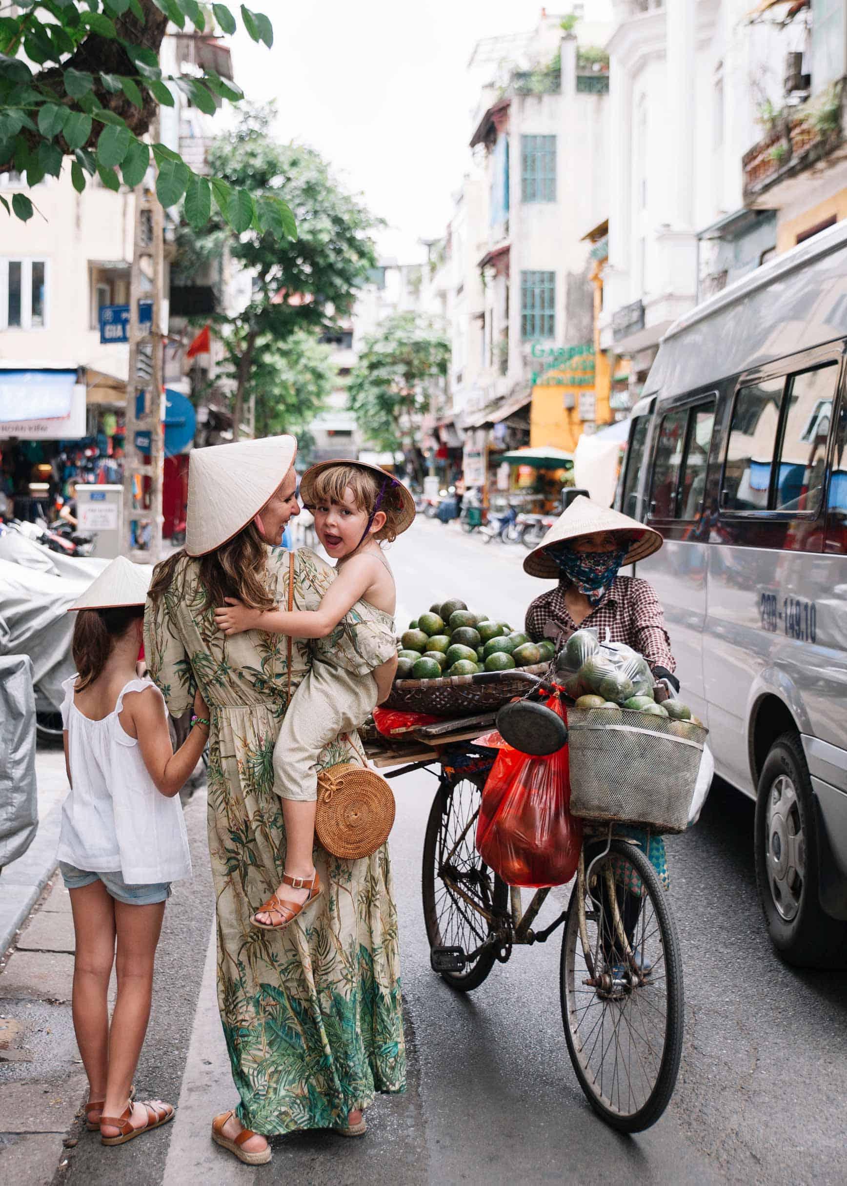 Ruta y alojamientos viaje a Vietnam y Camboya