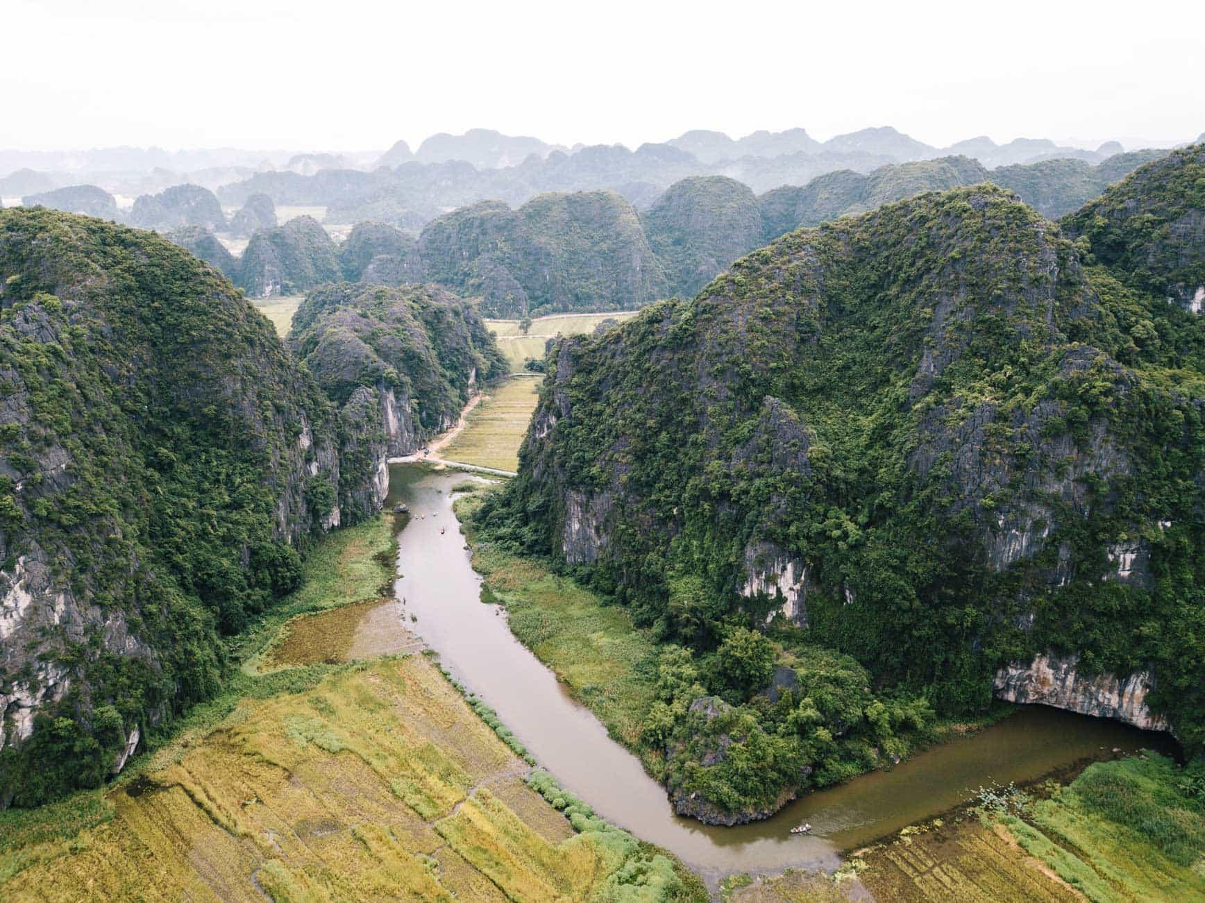 Ninh-Binh-Dron