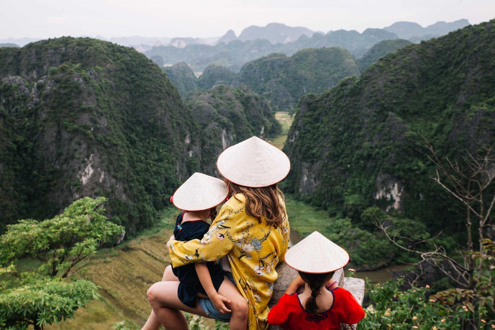 Itinerario viaje a Vietnam y Camboya con niños
