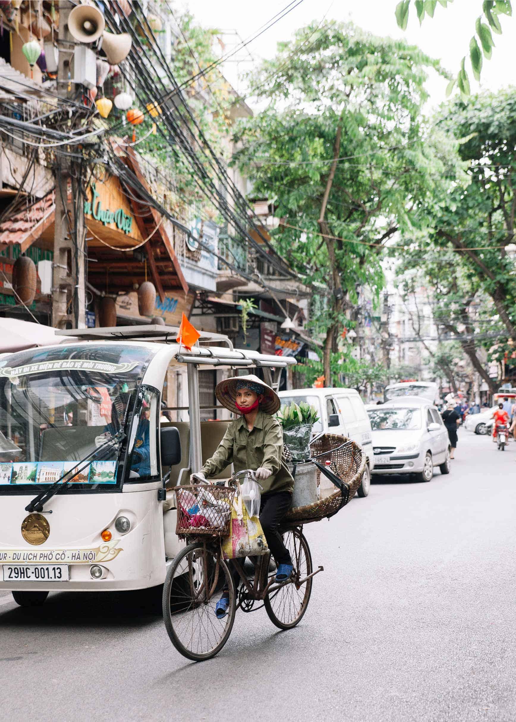 Que hacer en Hanói