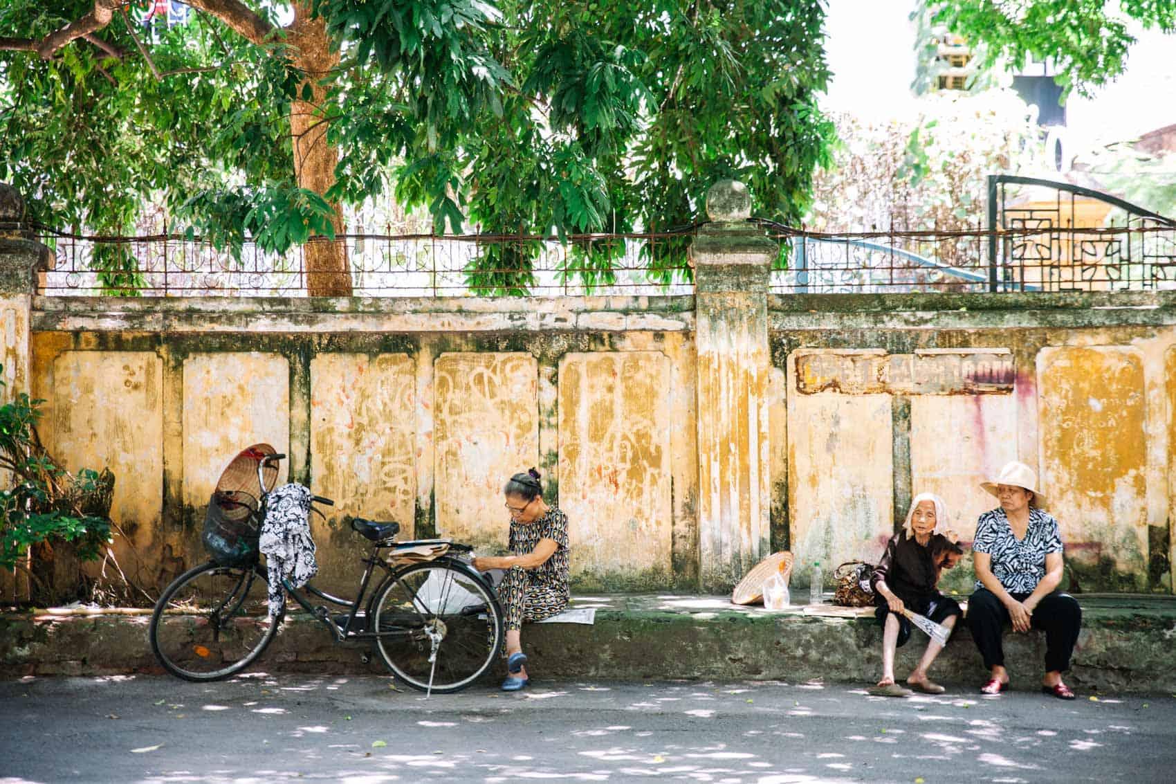 Que ver en Hanói