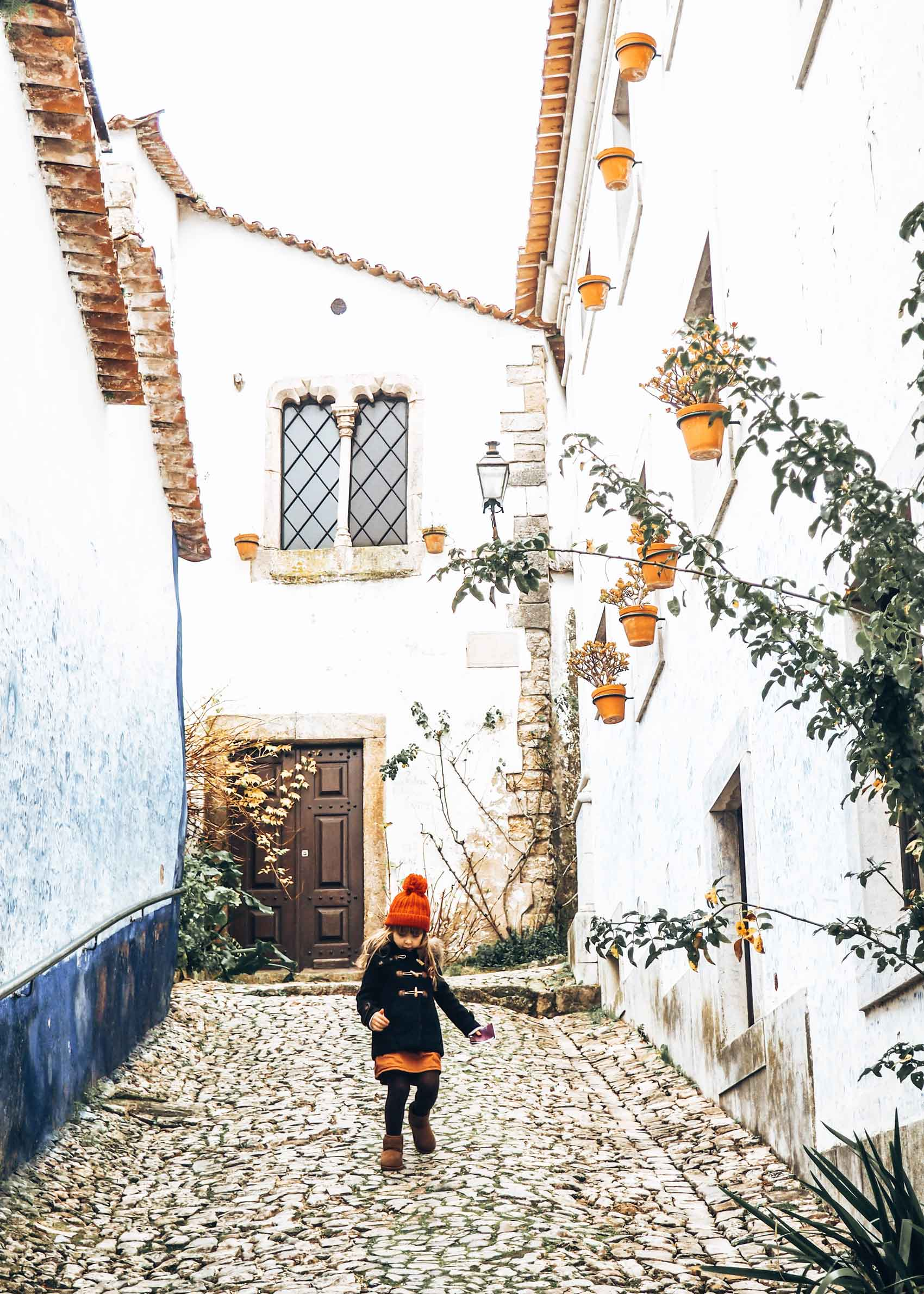 Pueblos bonitos del centro de Portugal - Obidos