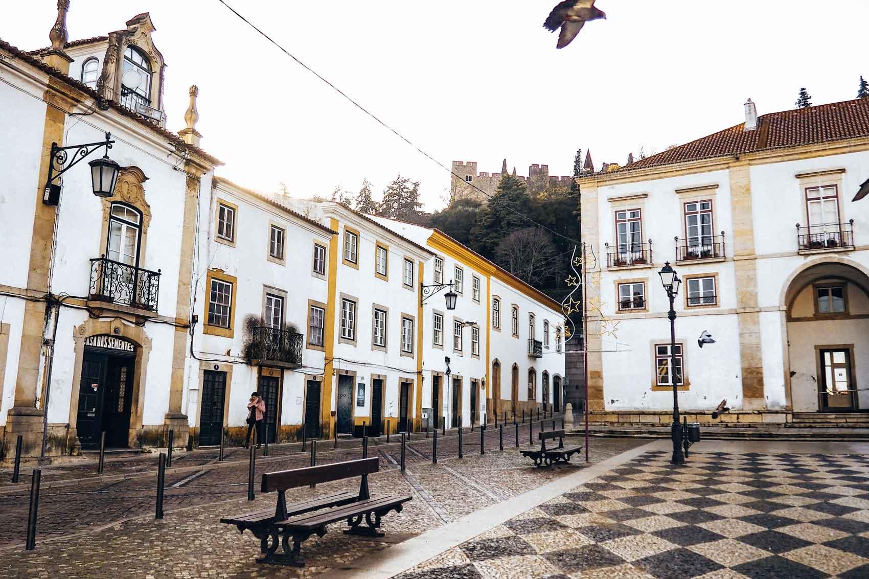 Pueblos bonitos centro de Portugal - Tomar