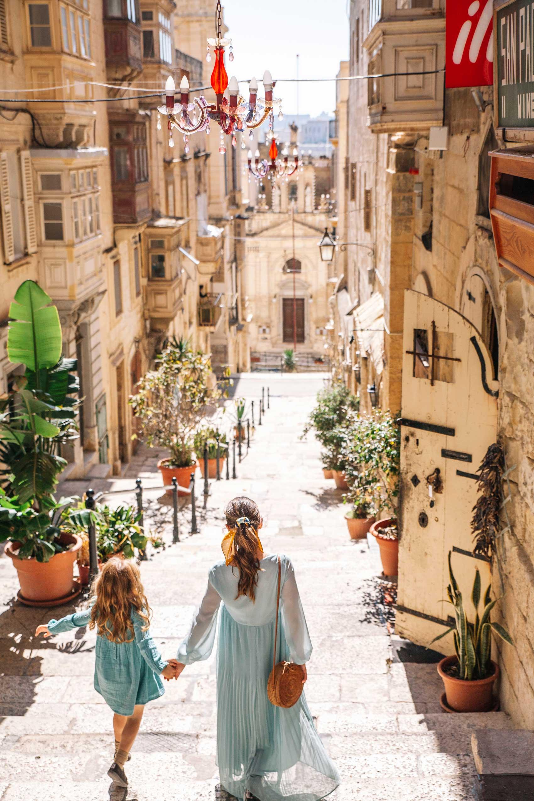 15 planes para enamorarte de Malta