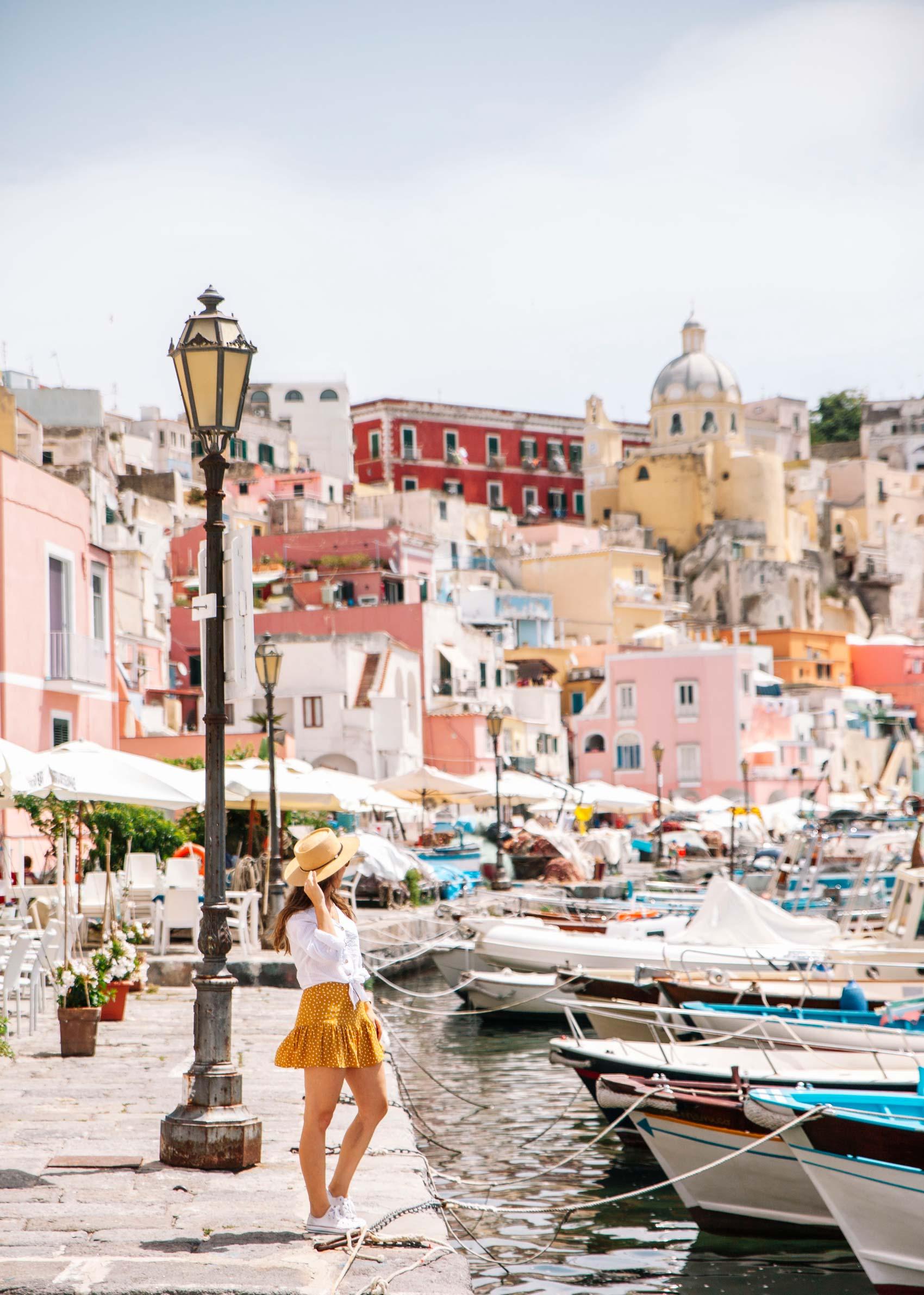 Procida, El secreto mejor guardado por los italianos