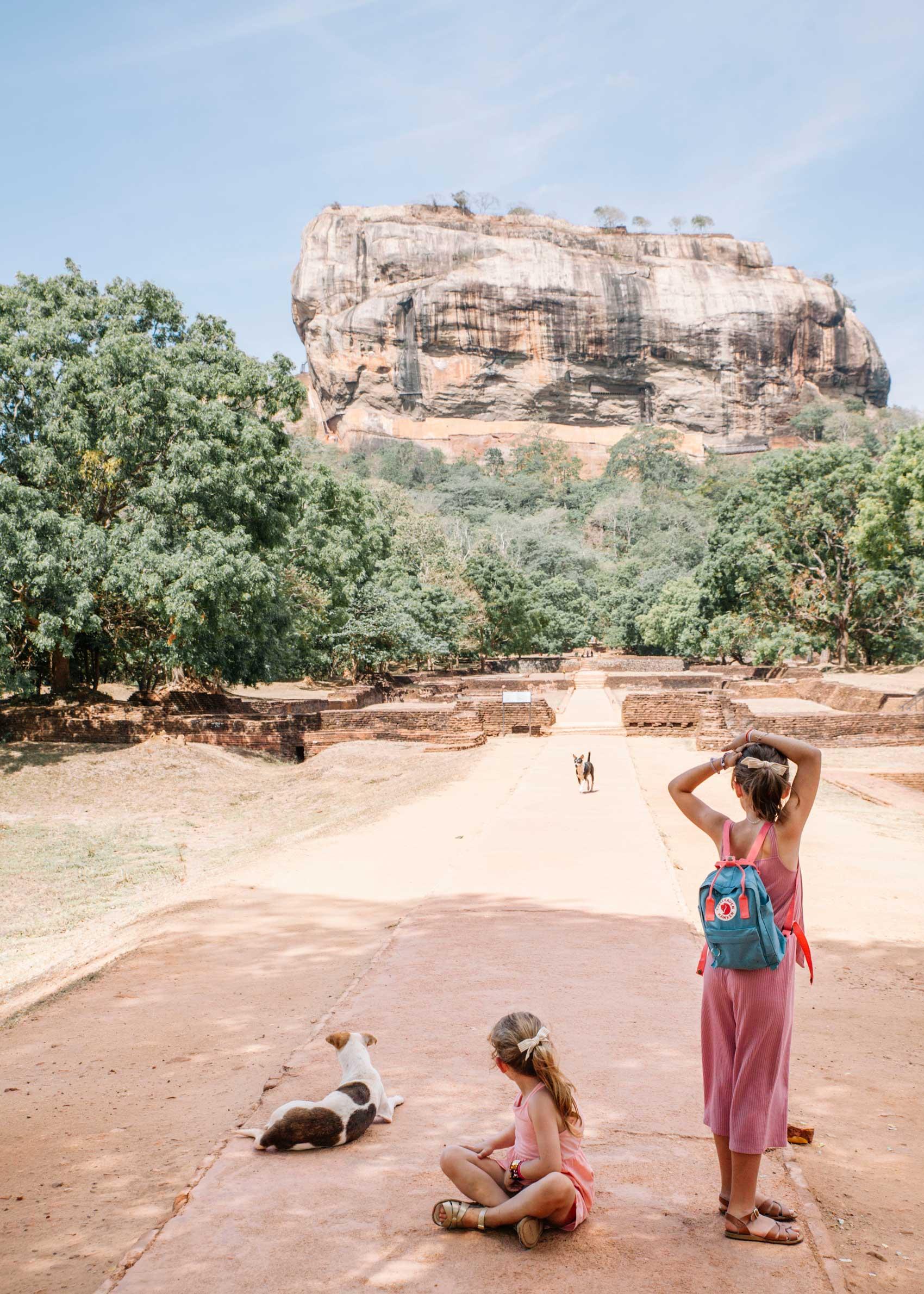 Itinerario de viaje a Sri Lanka con niños