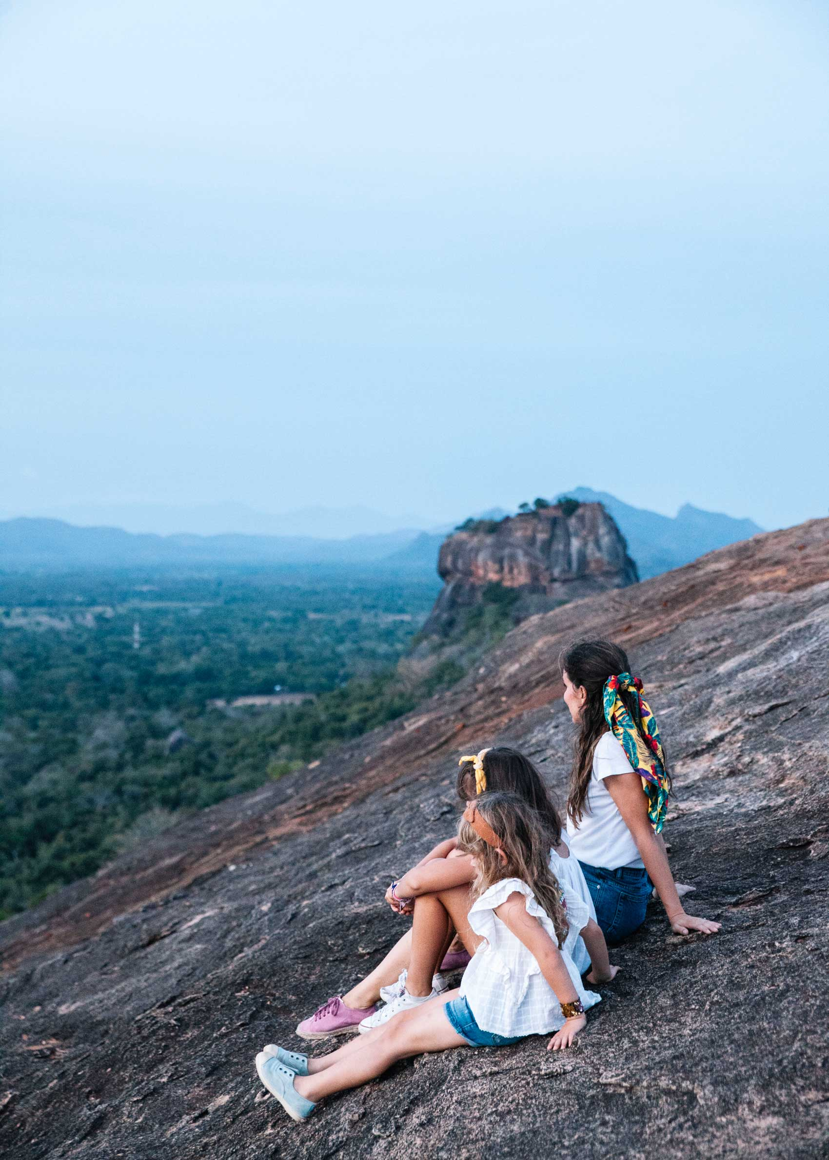 Itinerario de viaje a Sri Lanka