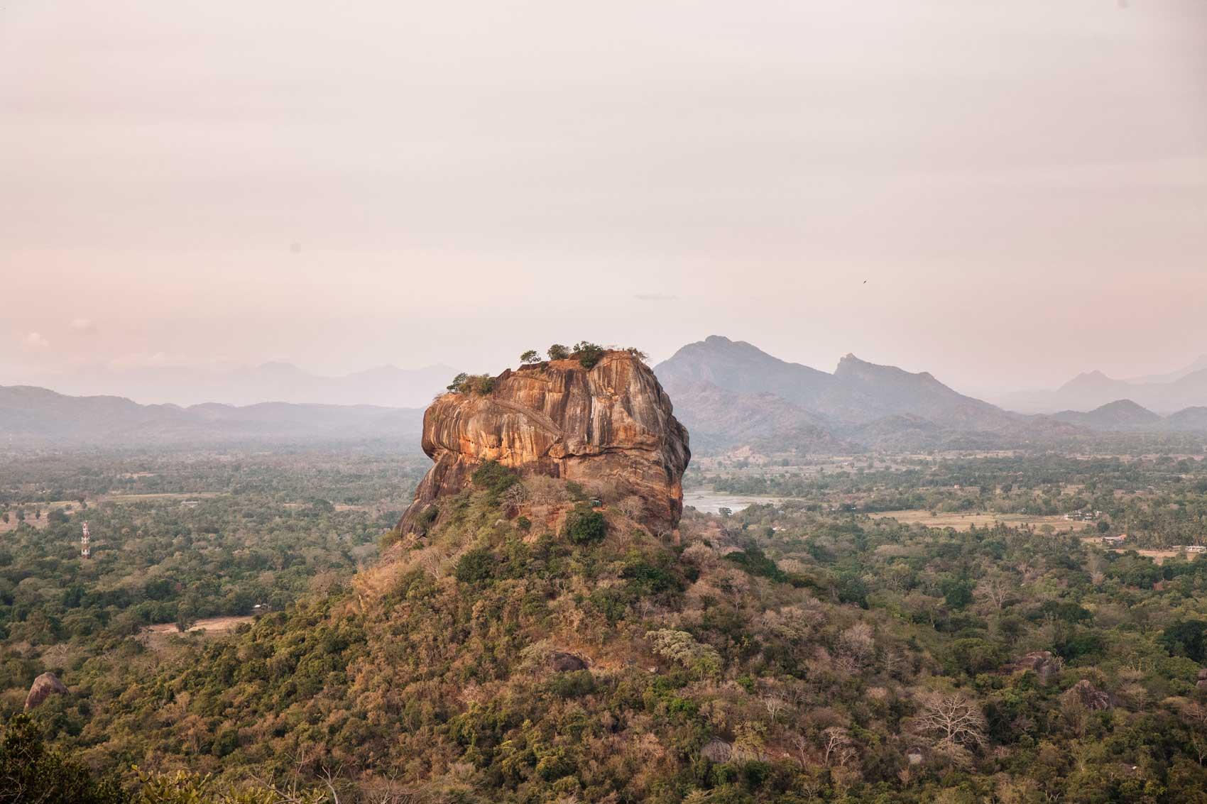 Itinerario de viaje a Sri Lanka - Sigiriya