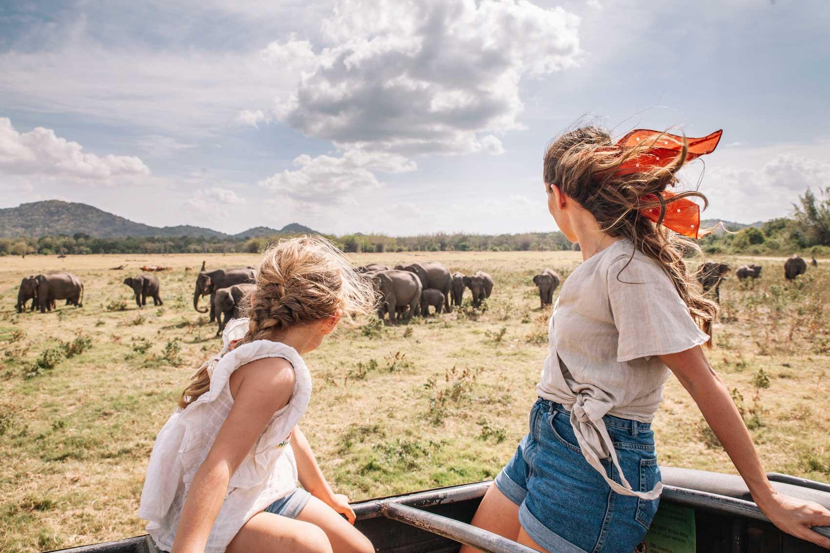 Viaje a Sri Lanka - Itinerario de viaje en familia