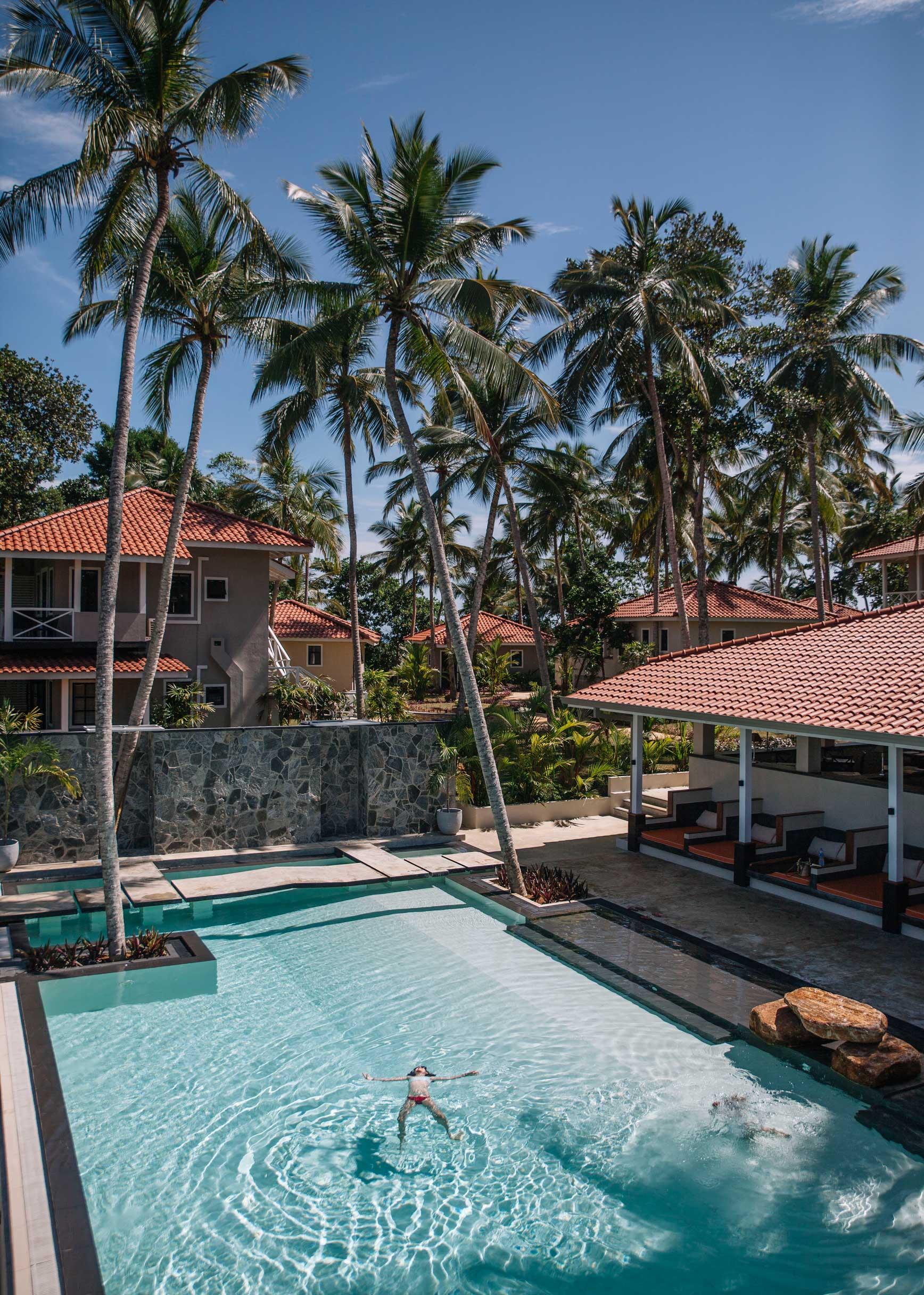 Alojamientos viaje a Sri Lanka