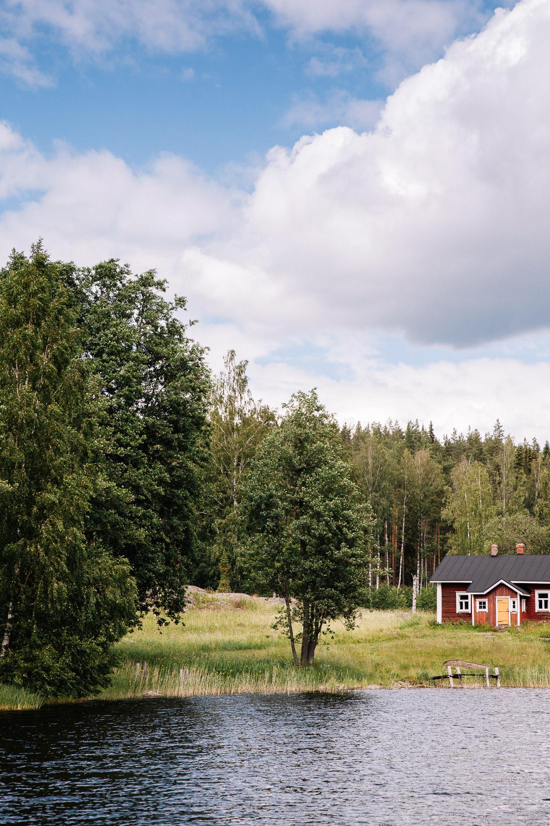 Finish cottage