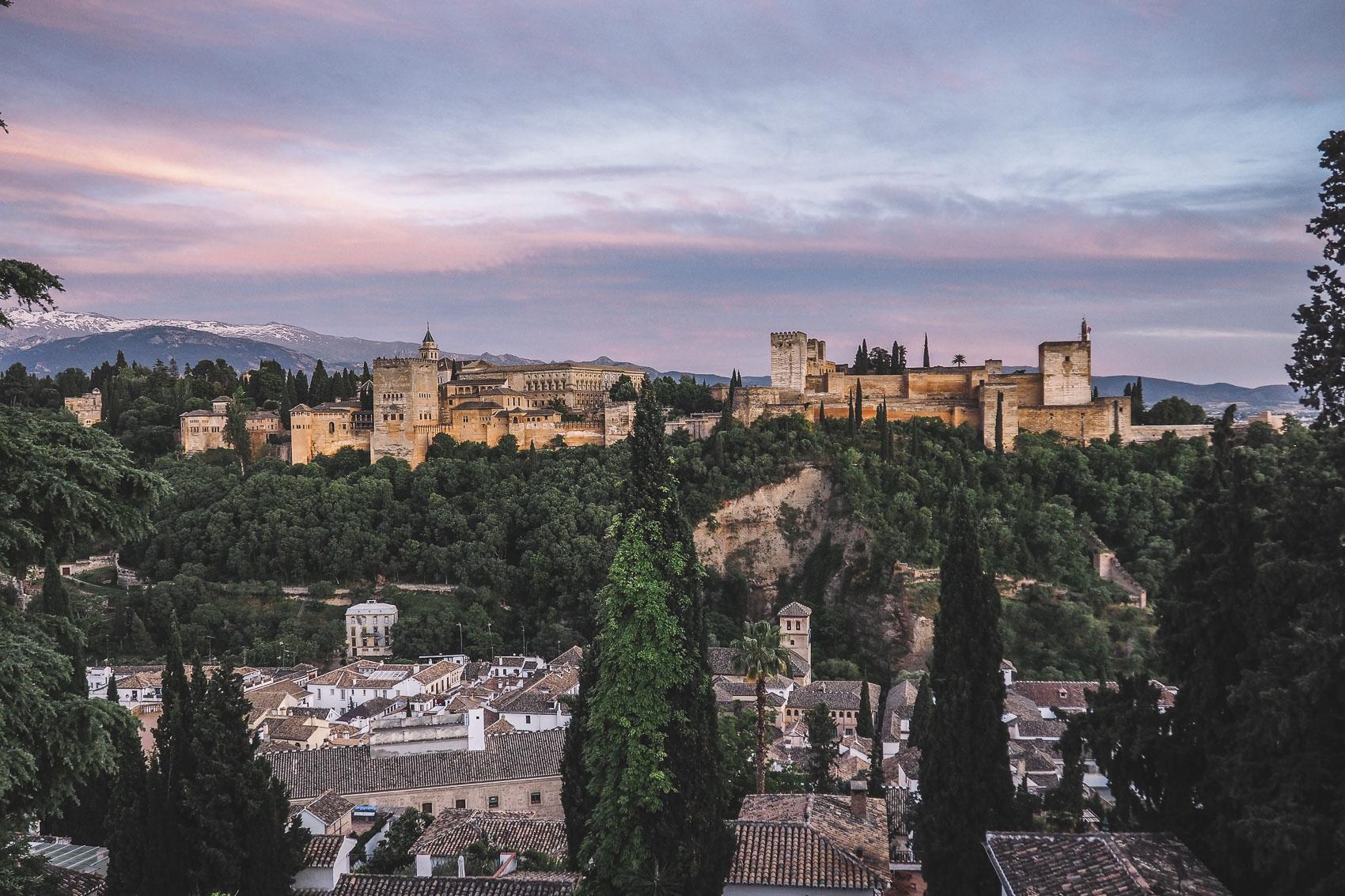 Granada - Vistas de la Alhambra