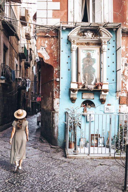 24 hrs en Nápoles: Que ver y hacer