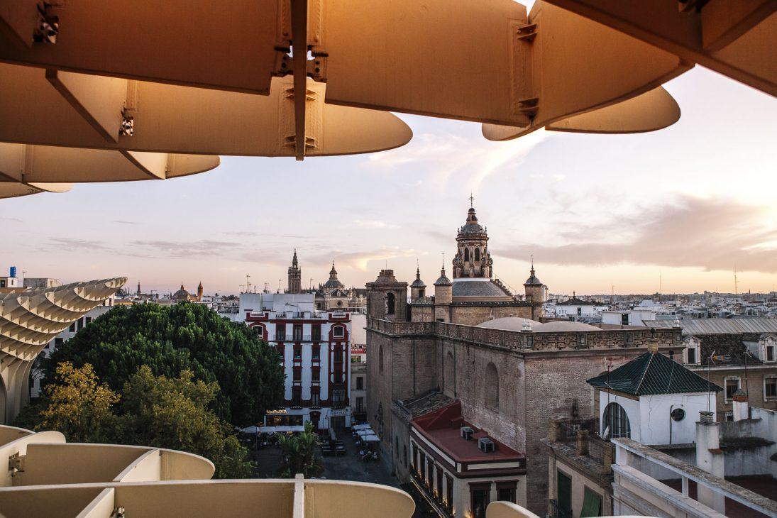Los mejores miradores de Sevilla