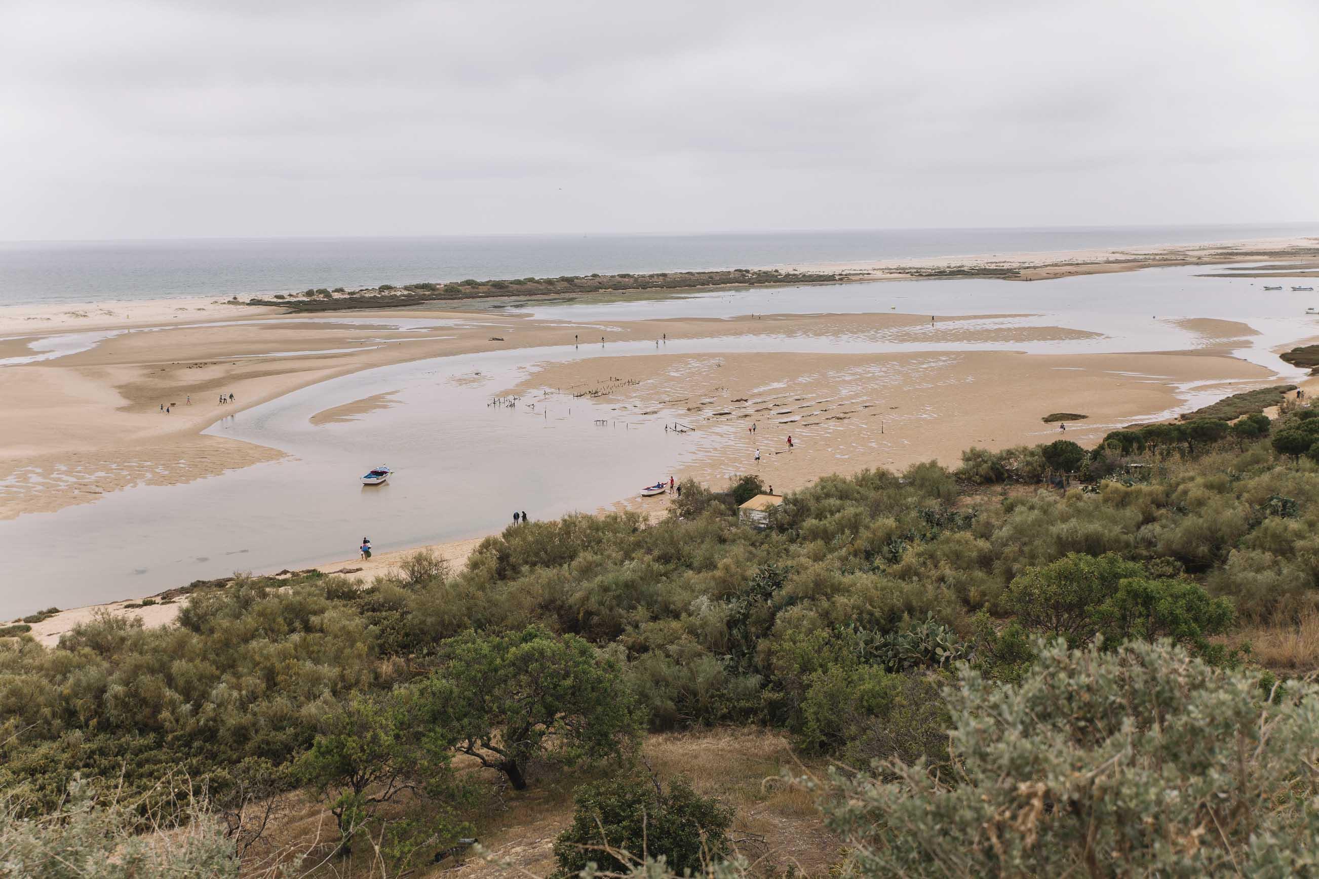Canela Velha, Algarve