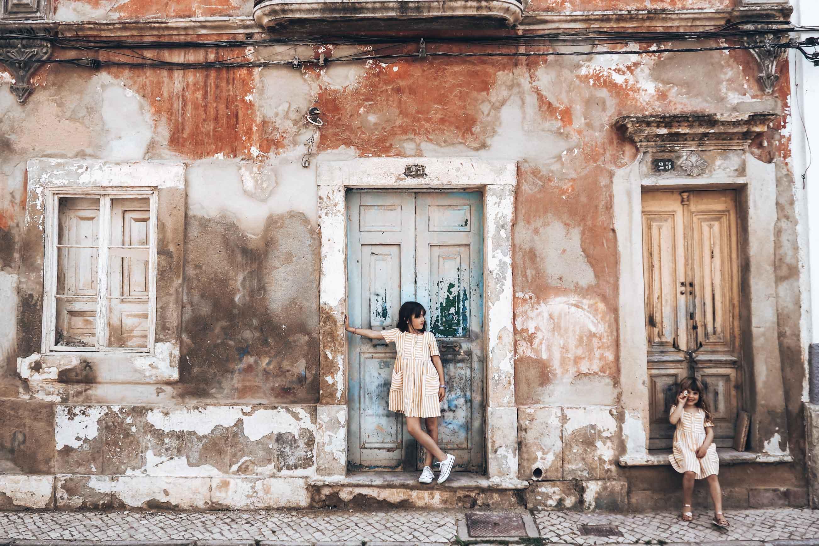 pueblos bonitos en el Algarve