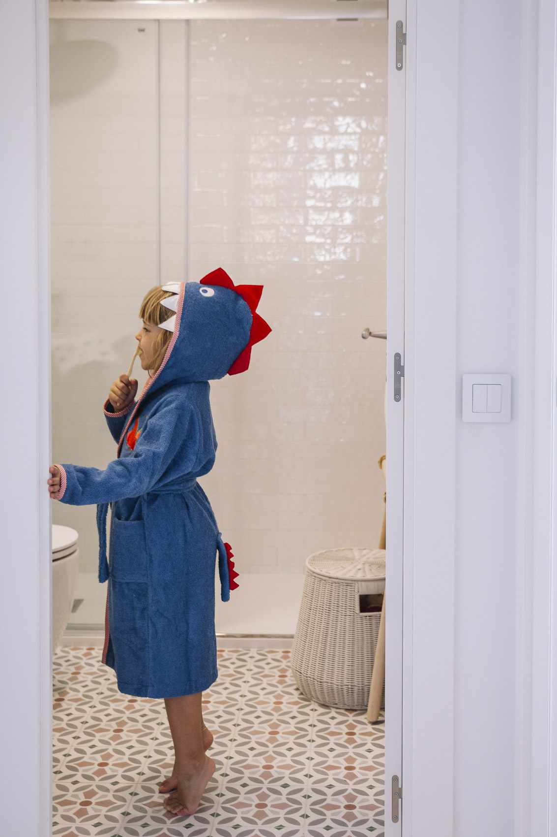 Lookbook Mini Home: Hora del baño