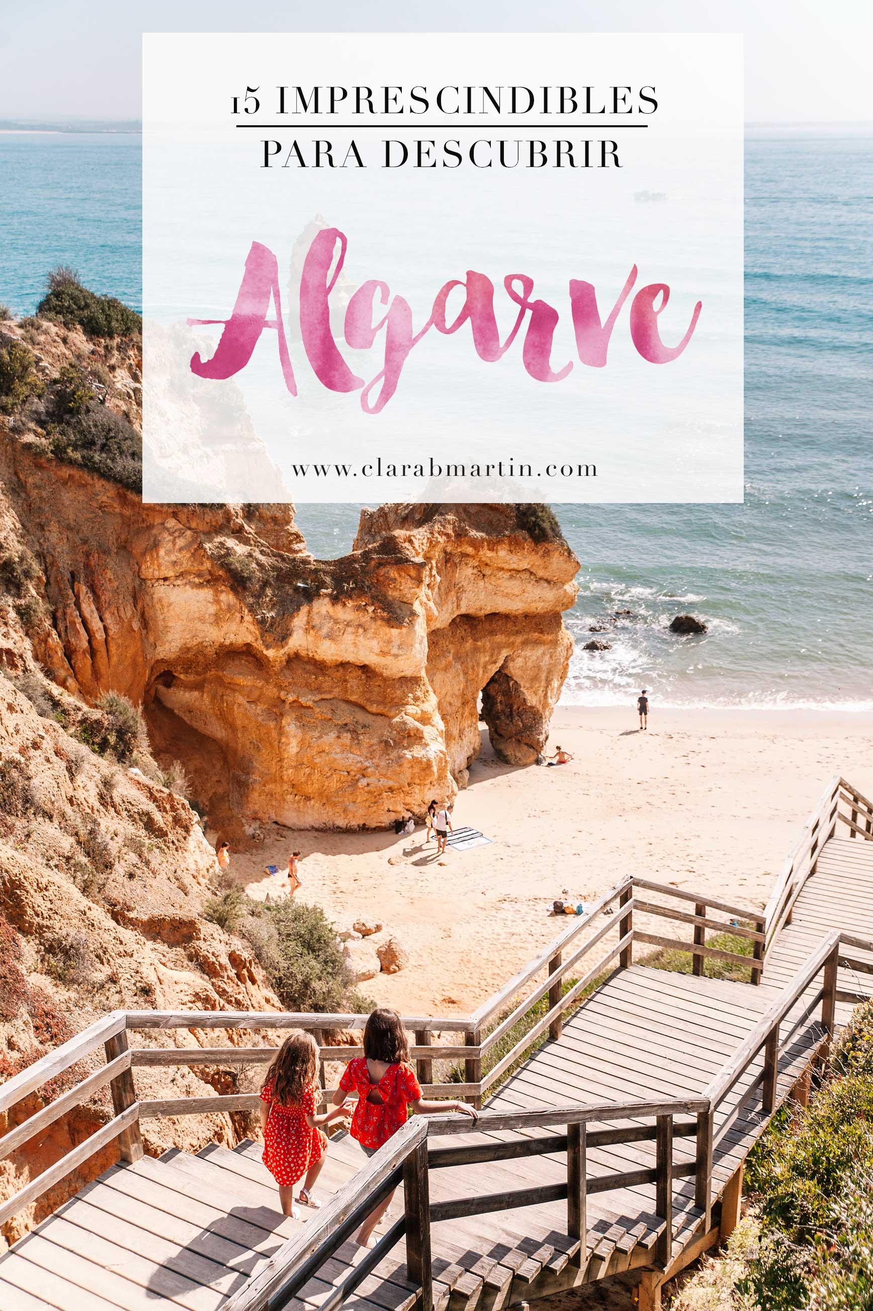 Guía del Algarve