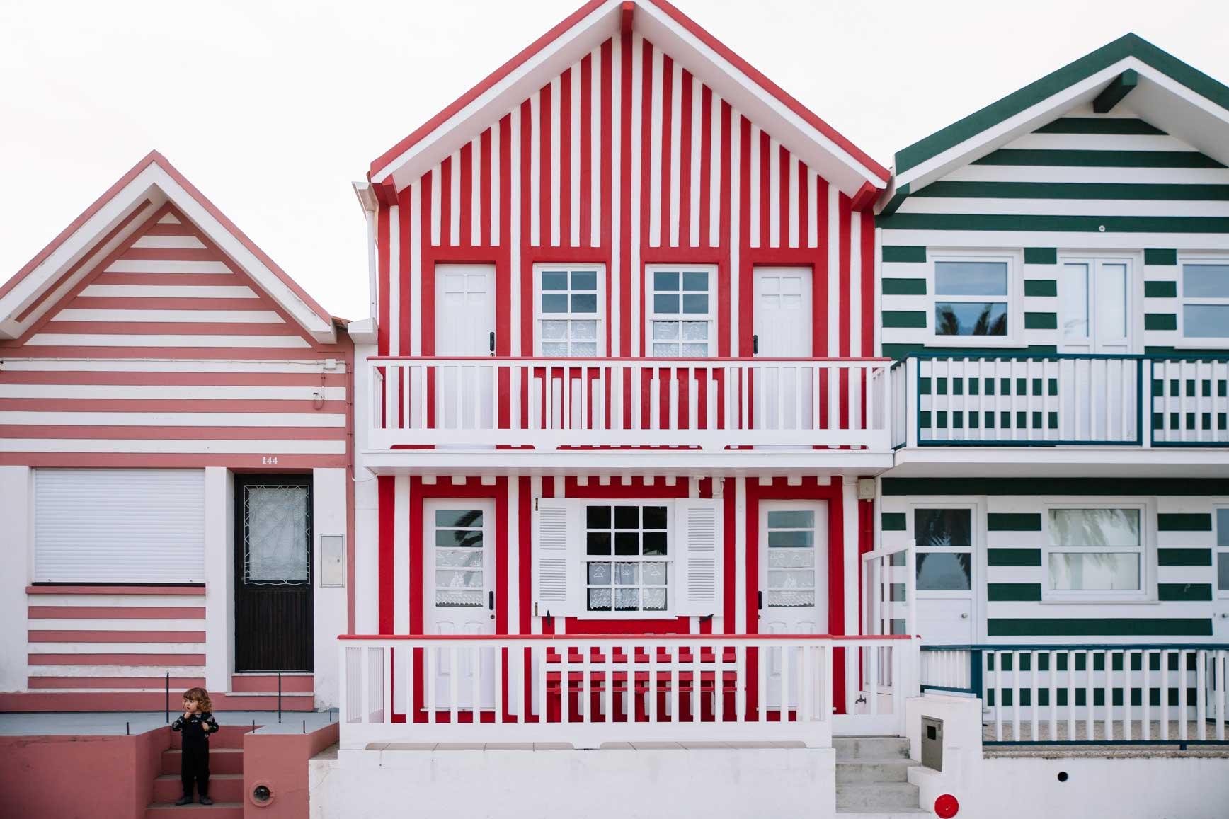 Pueblos con encanto en Portugal - Costa Nova