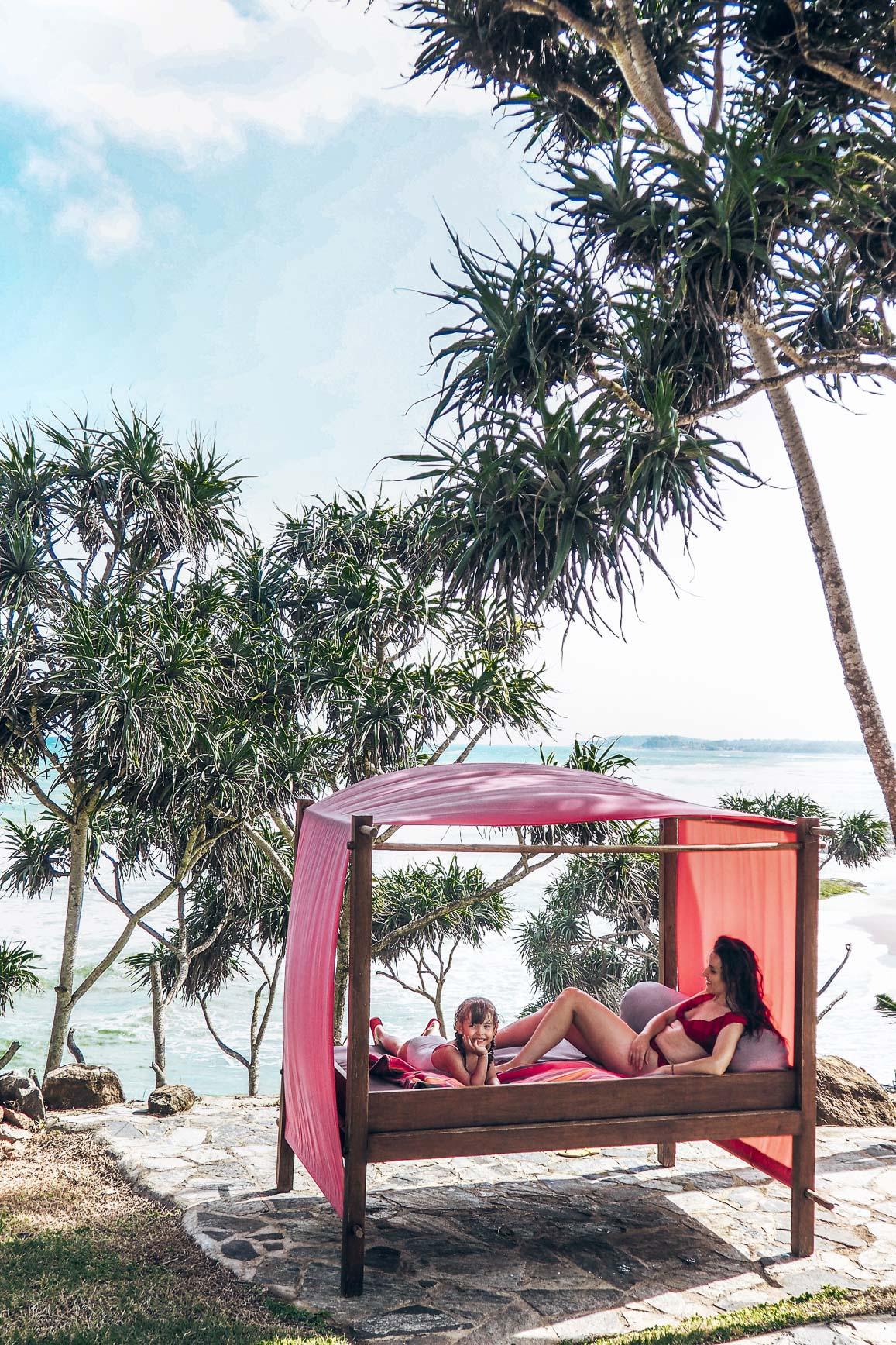 UTMT el hotel más cool de Sri Lanka