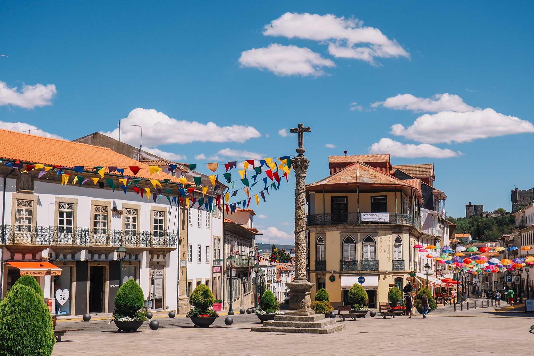 Pueblos con encanto en Portugal - Braganza