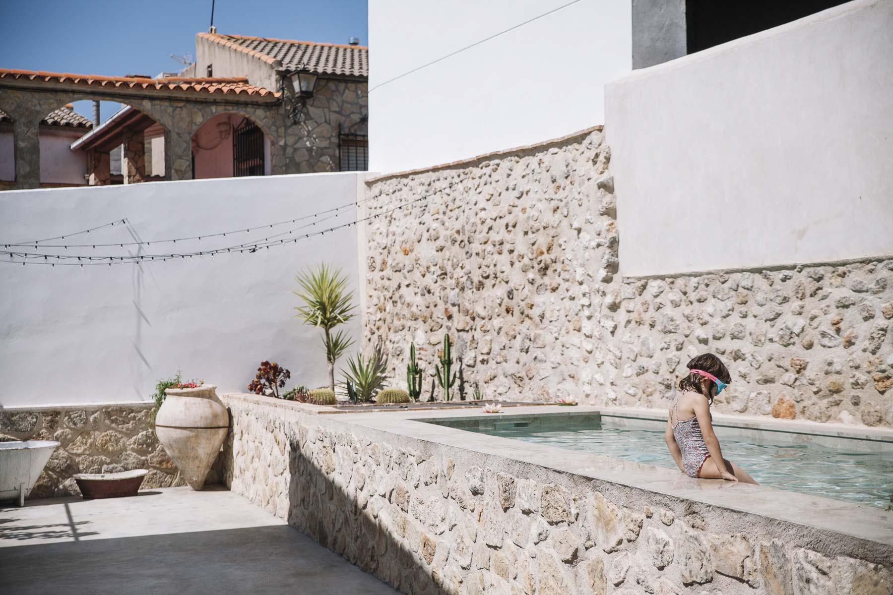 casa rural El Bálsamo, Belmonte