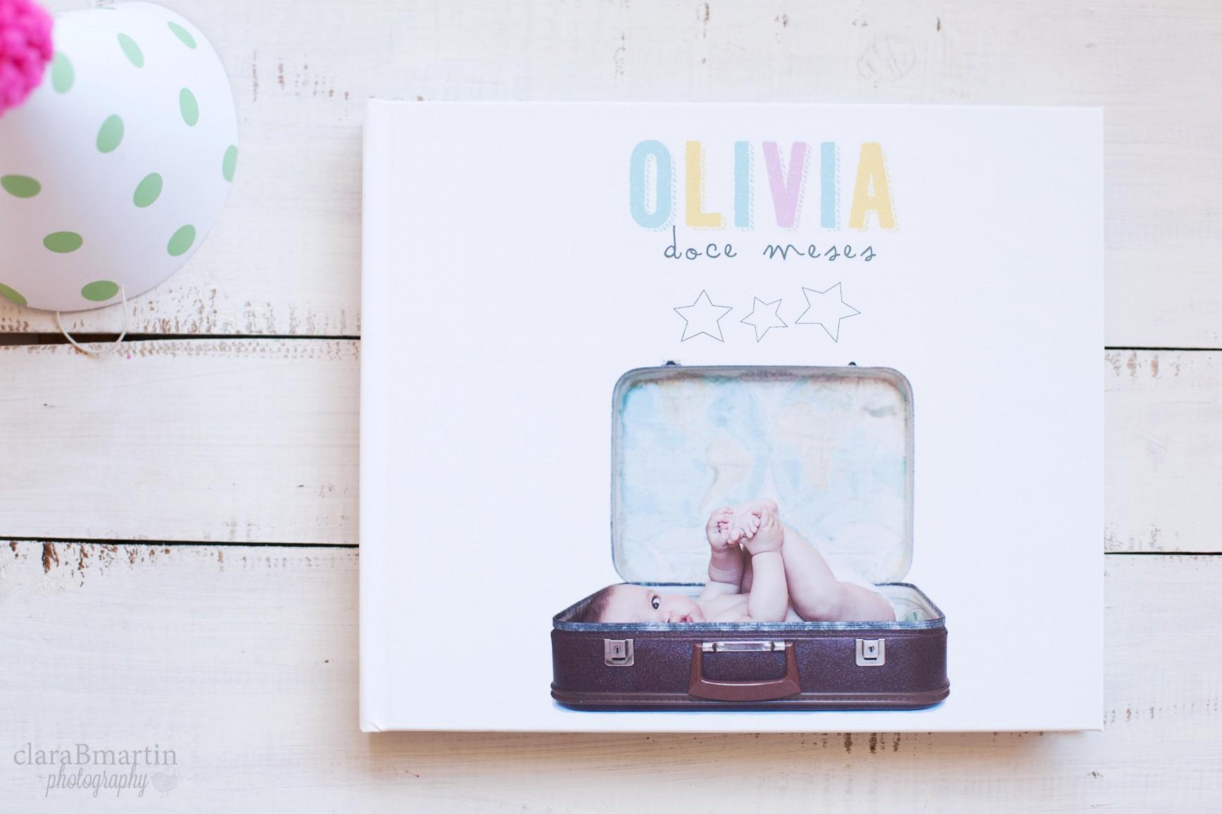 El libro del primer año de Olivia