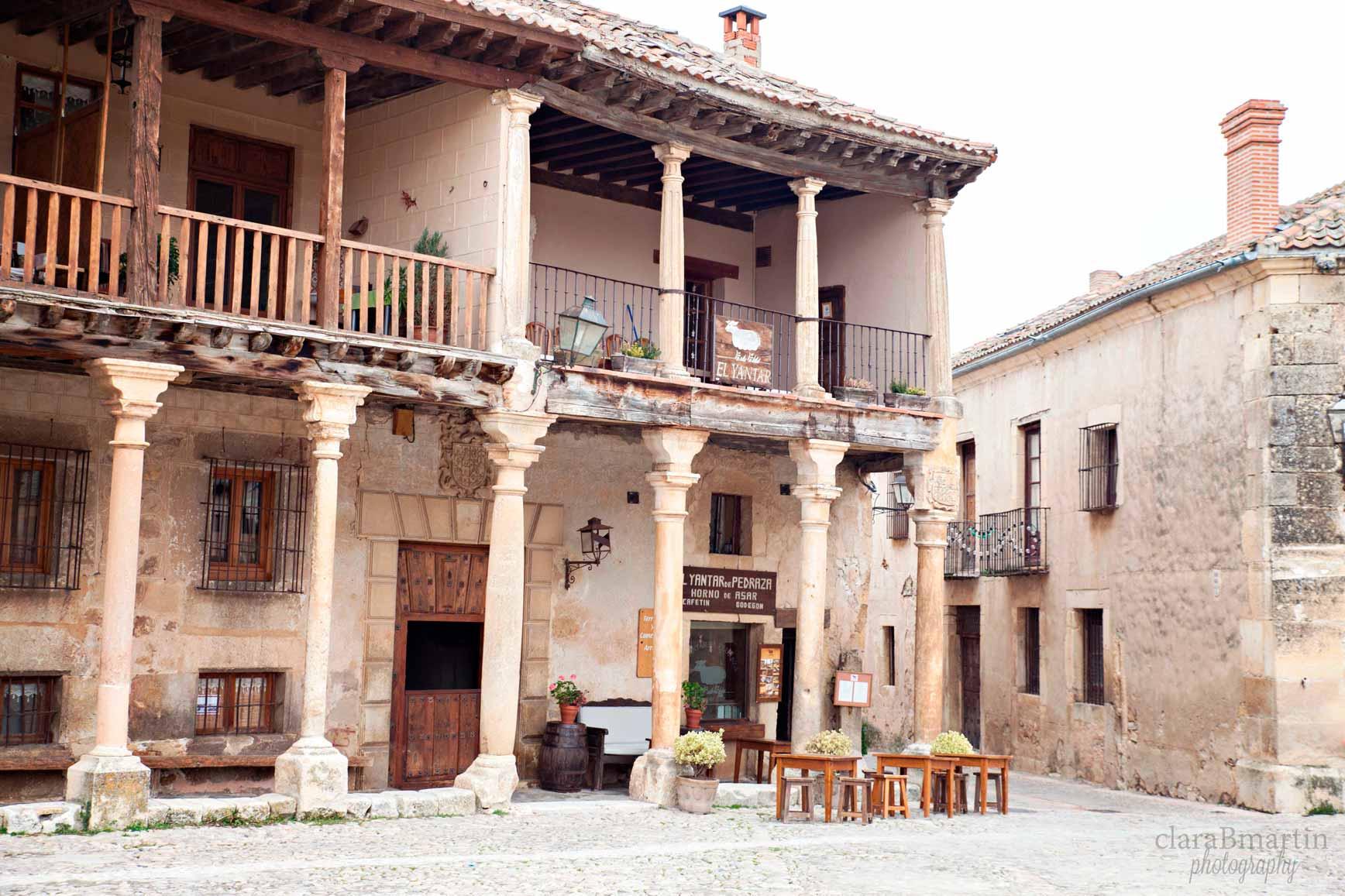 Pedraza_pueblos bonitos de España